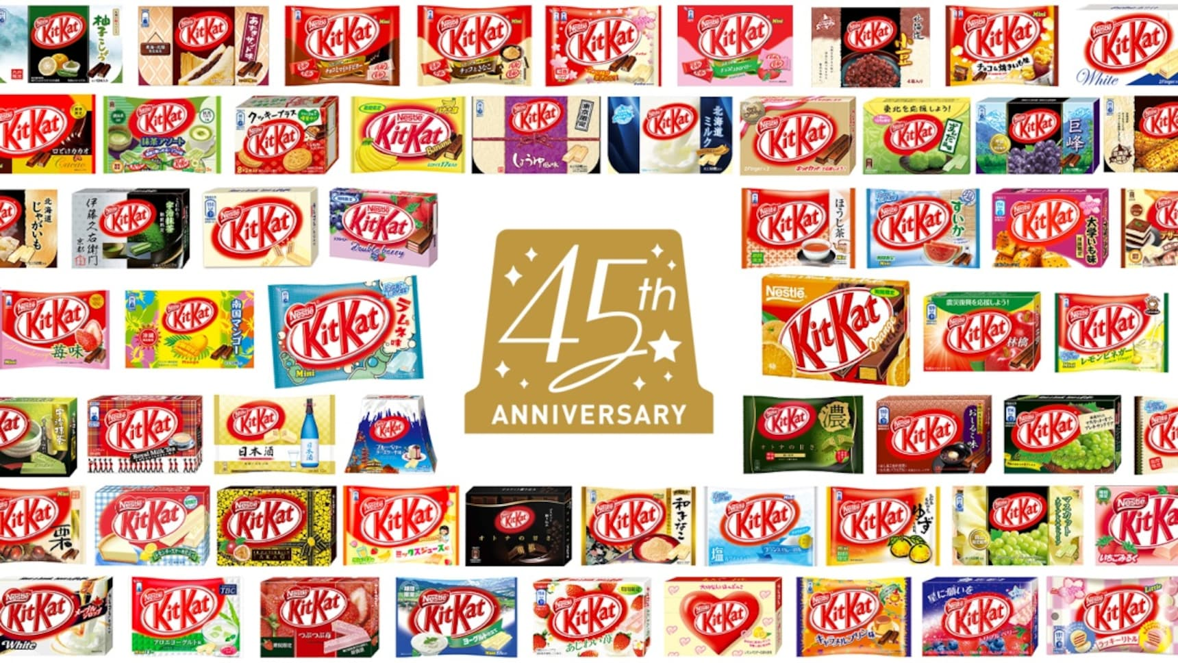 Cast Your Vote for the Next Kit Kat Flavor!