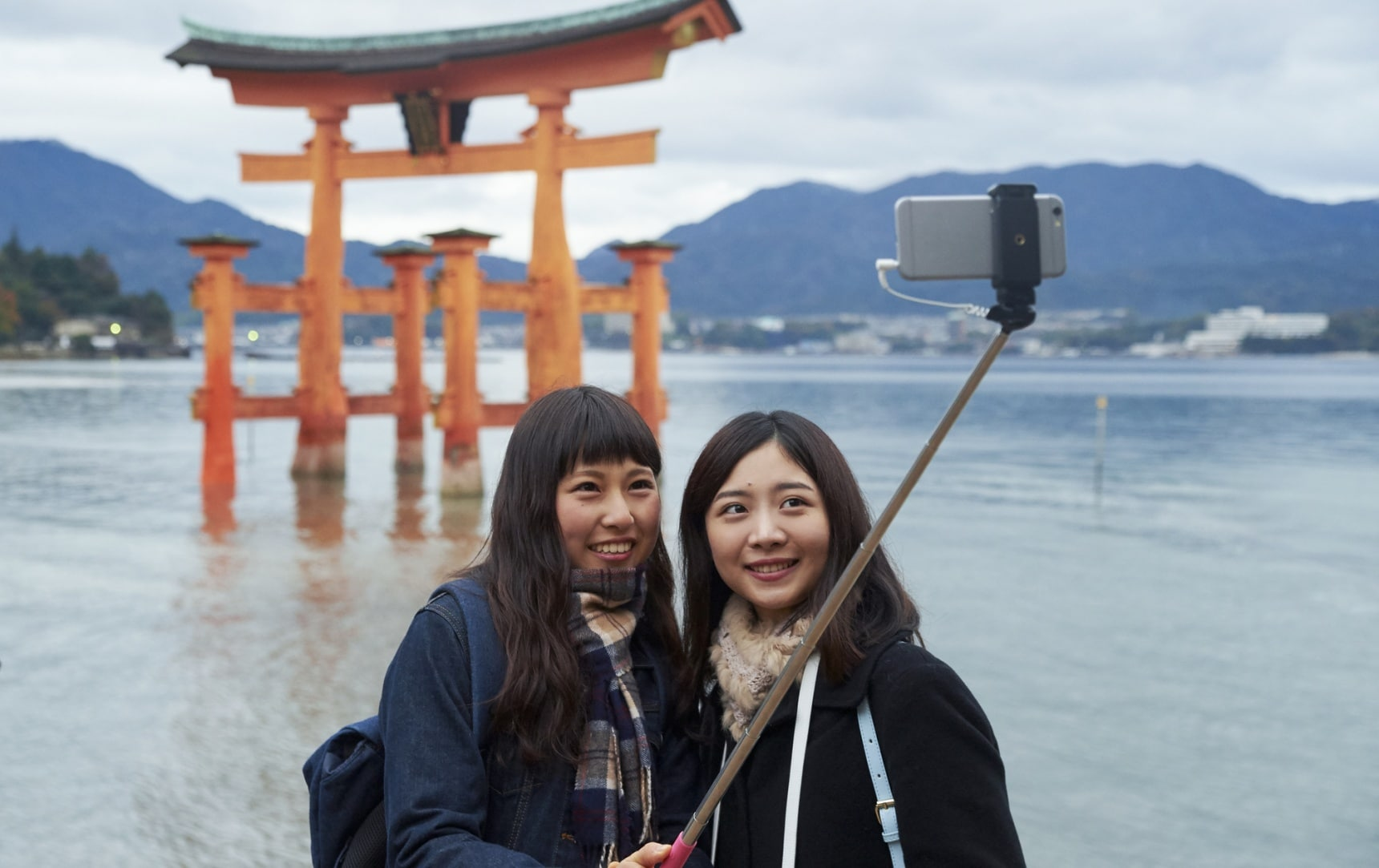 Our 12 Favorite 'First Time in Japan' Photos