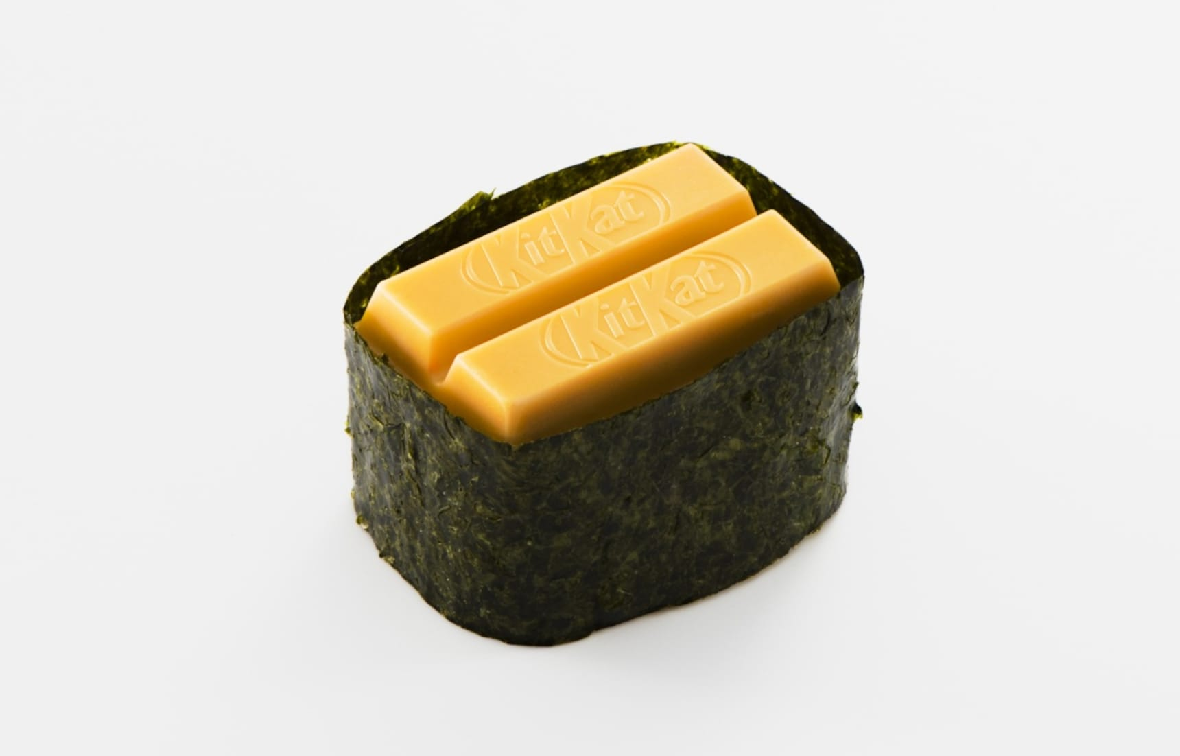 Break Me Off a Piece of That Kit Kat Sushi!