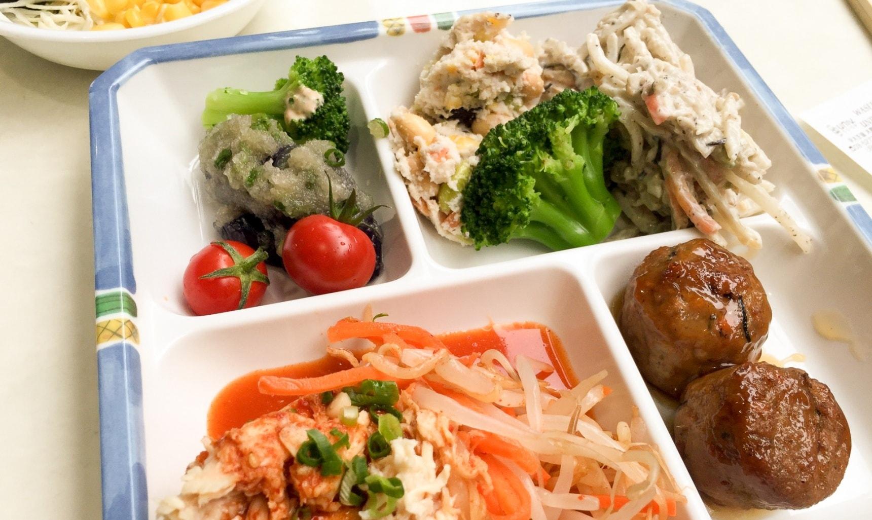โรงอาหารของมหาลัยญี่ปุ่นเป็นอย่างไรนะ