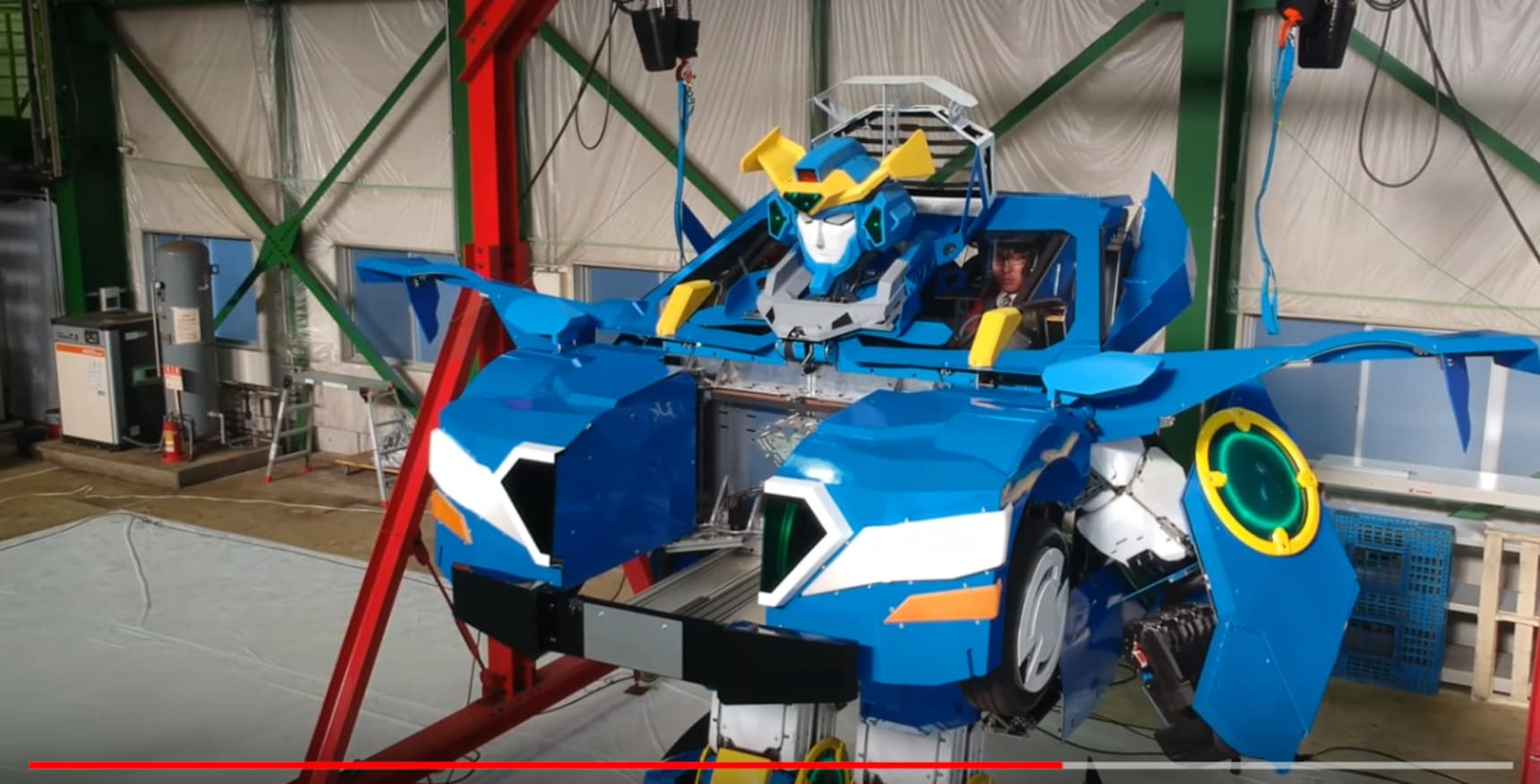 Riding in a Transformer Will Soon be a Reality
