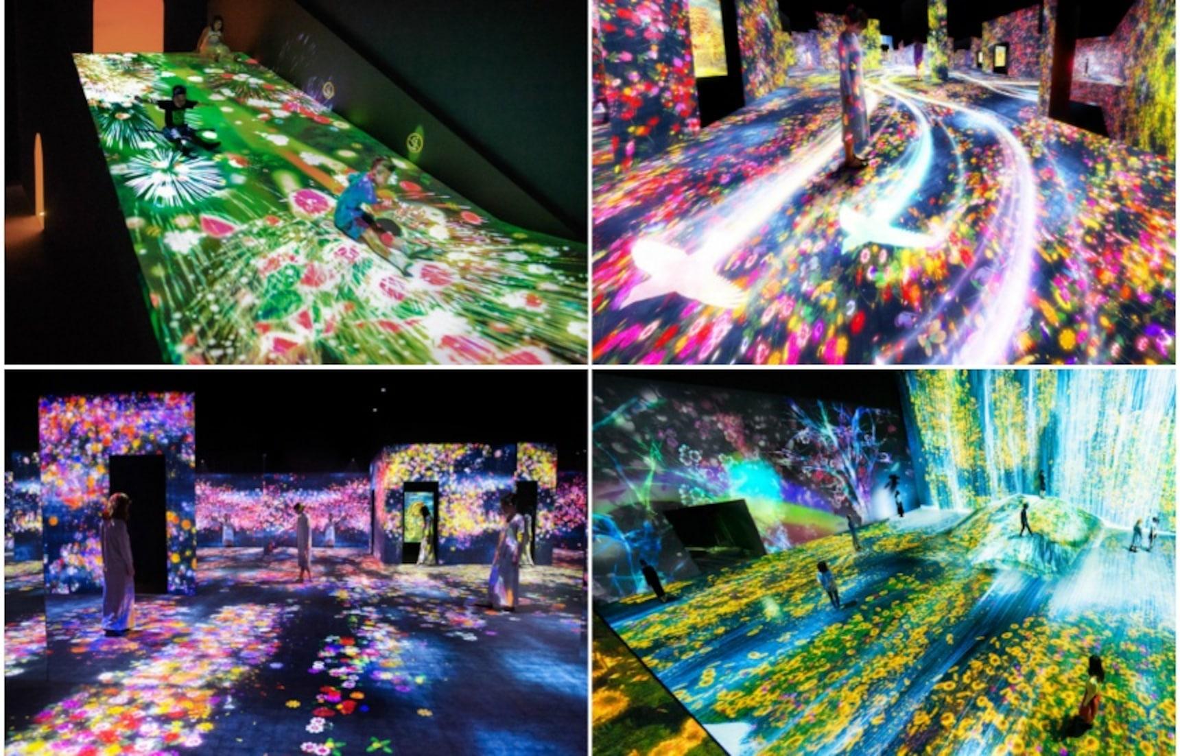 Permanent Digital Art Museum to Open in Tokyo