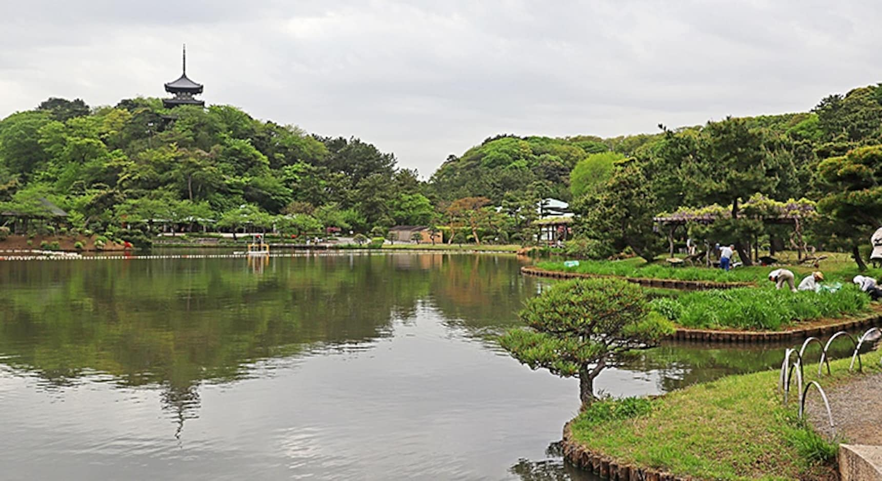 """ชมบ้านโบราณจากทั่วญี่ปุ่นที่ """"ซานเคย์เอ็น"""""""