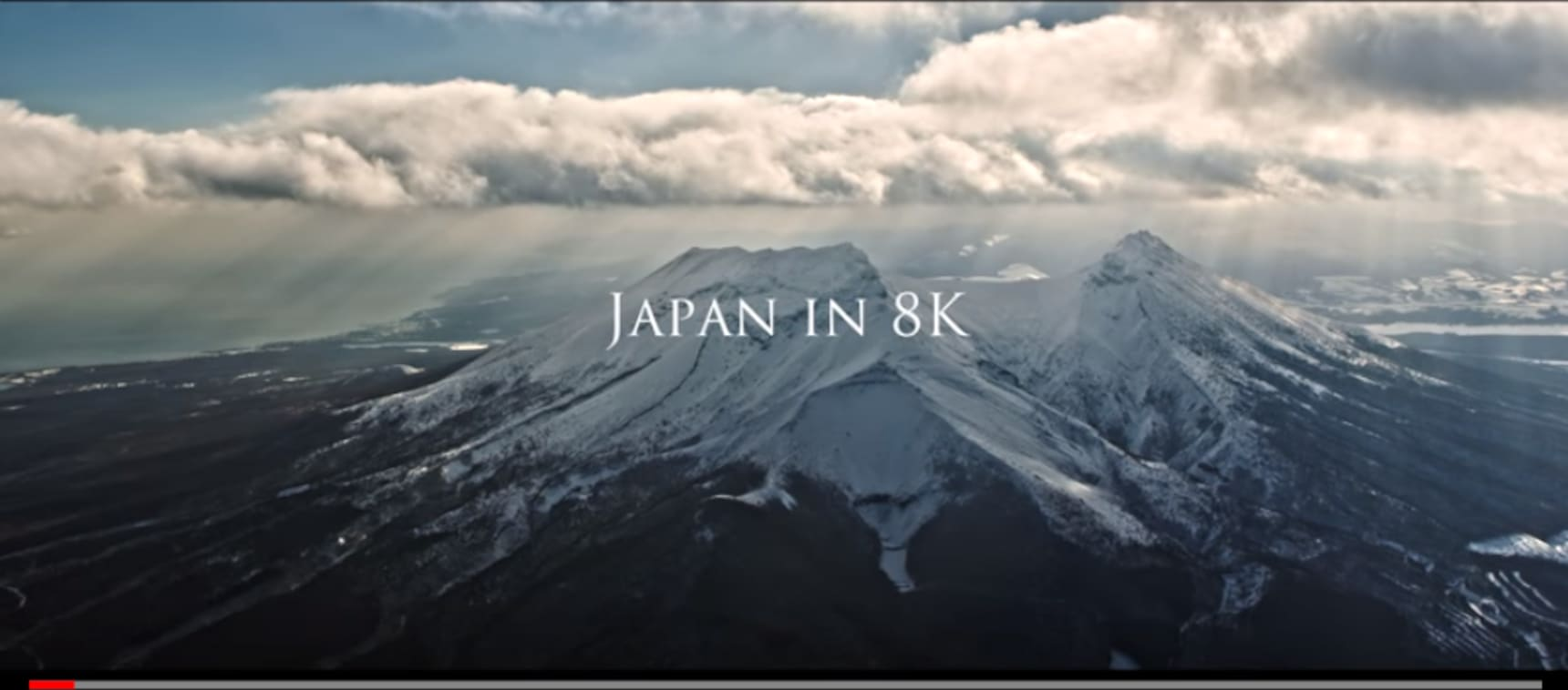 Experience the Beauty of Japan in 8K Video