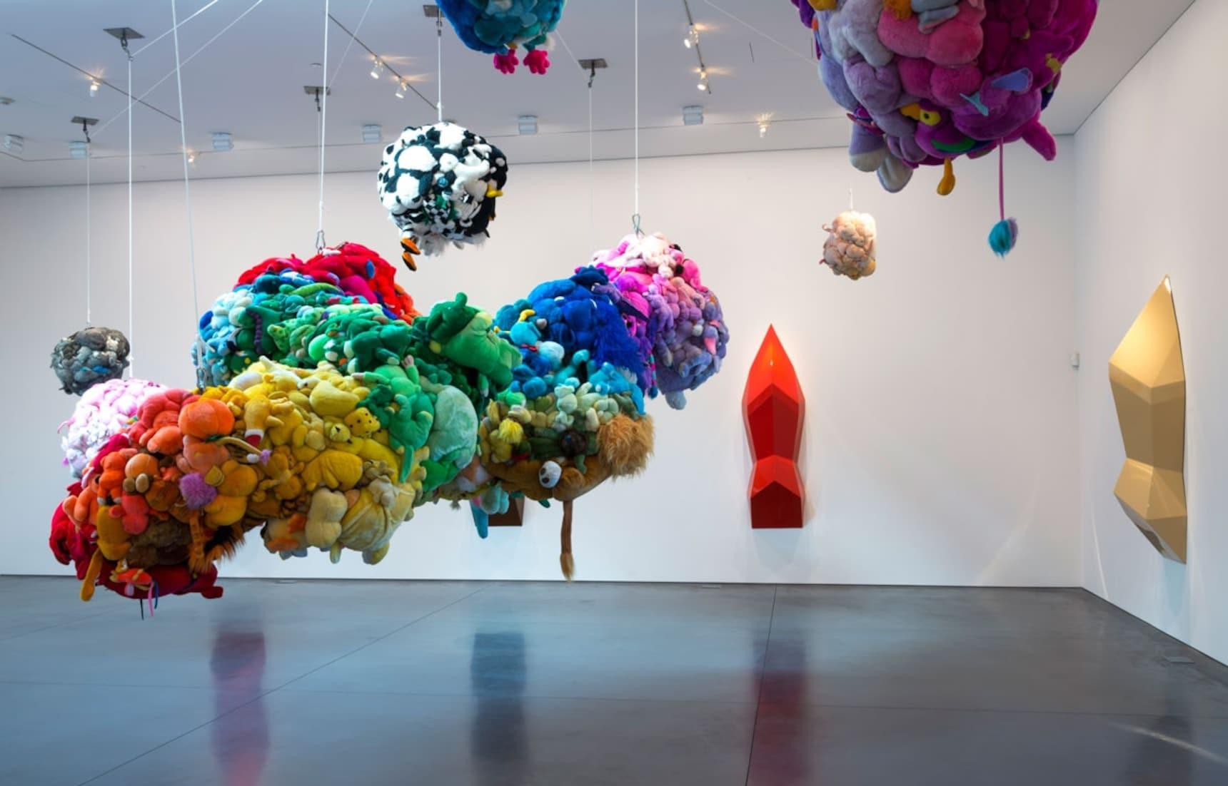 '숨 쉬는 예술의 도시'에서 만나는 최첨단 현대 예술 갤러리