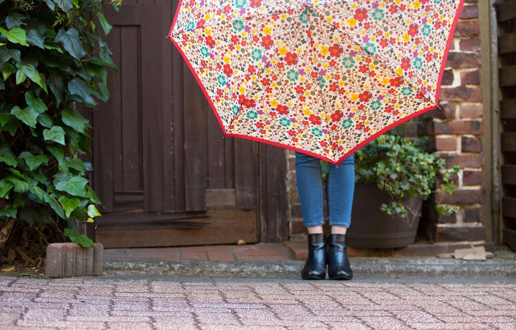 【東京必買】時尚伴手禮新選擇!自用送禮兩相宜的日本雨傘