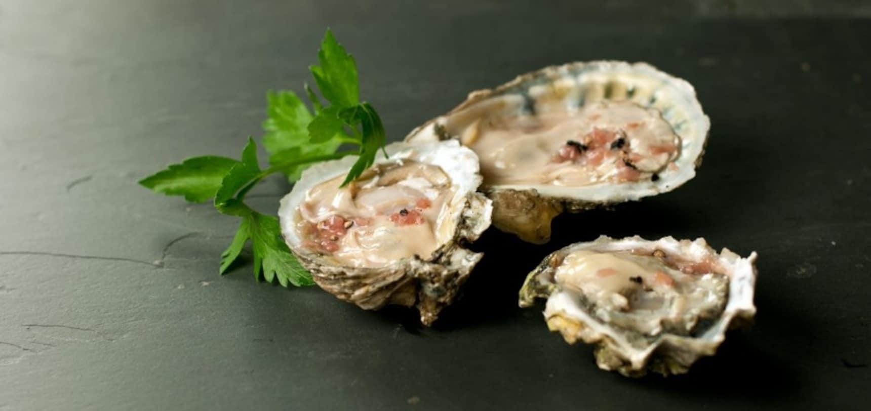 영양 보충에 좋은 신선한 해산물 TOP5