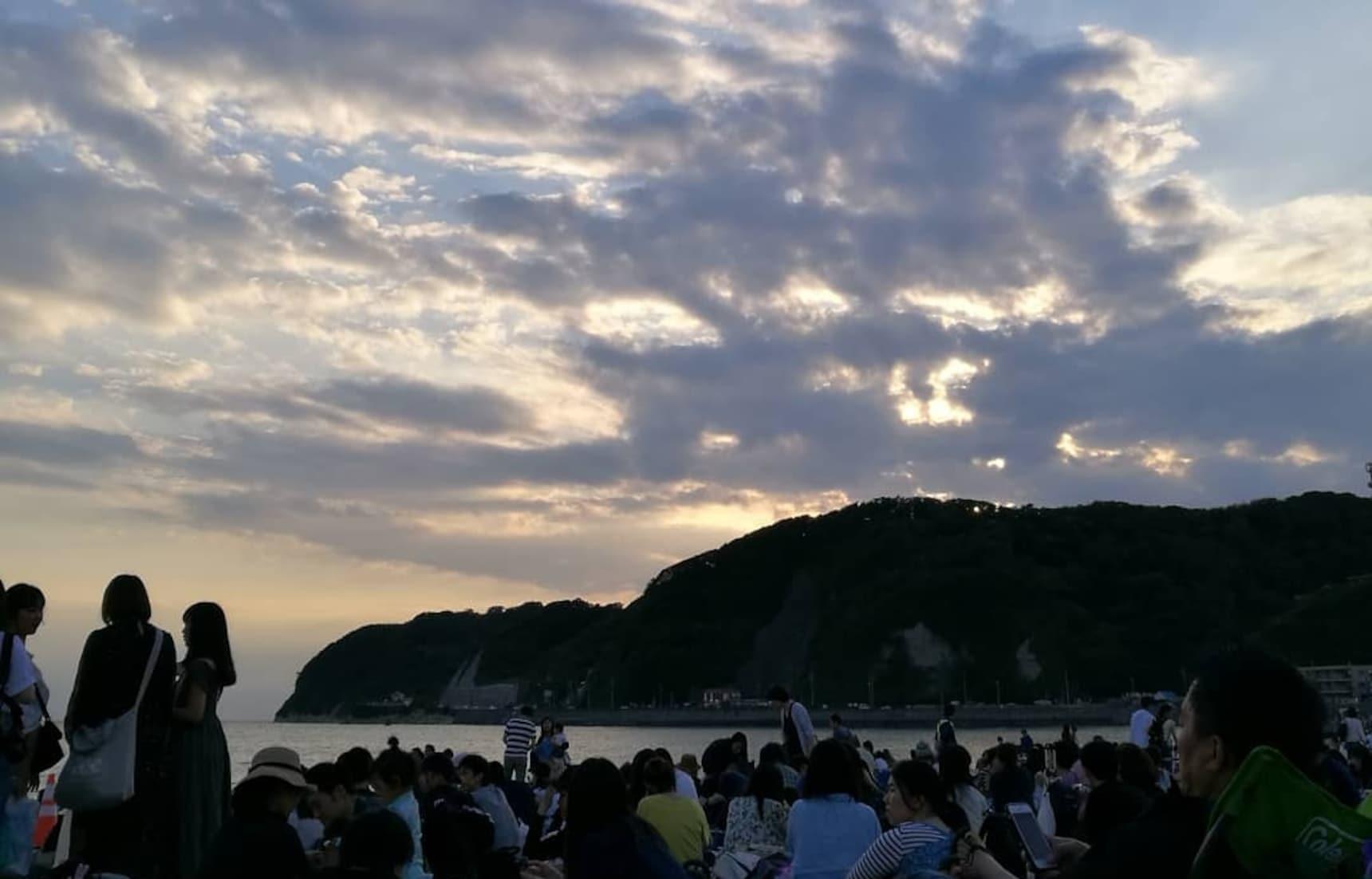 도쿄 근처의 가볼만한 바다