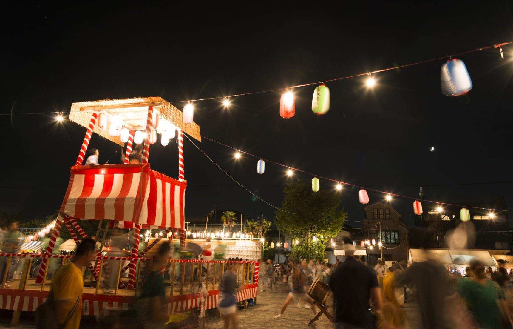 夏日蝉鸣时的浪漫回忆 — 日本的夏季传统