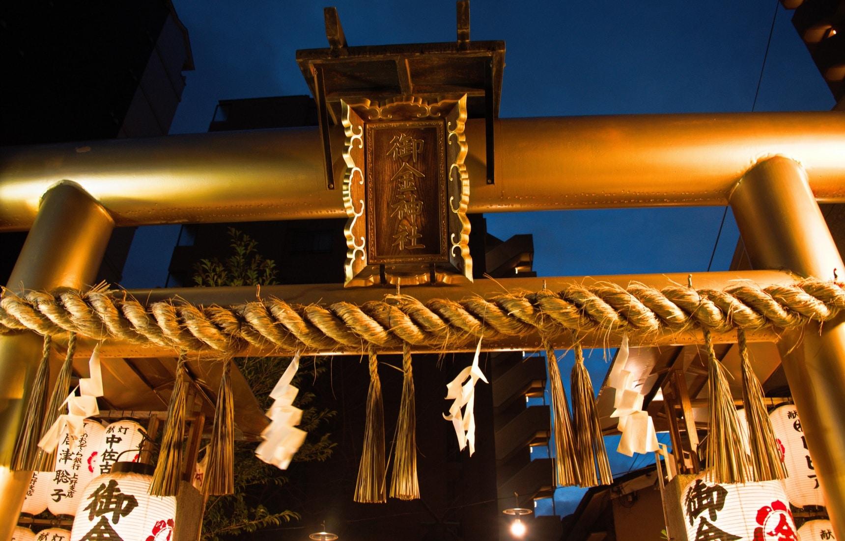 5 วัดญี่ปุ่นที่ศักดิ์สิทธิ์สุดๆเรื่องเงินๆทองๆ