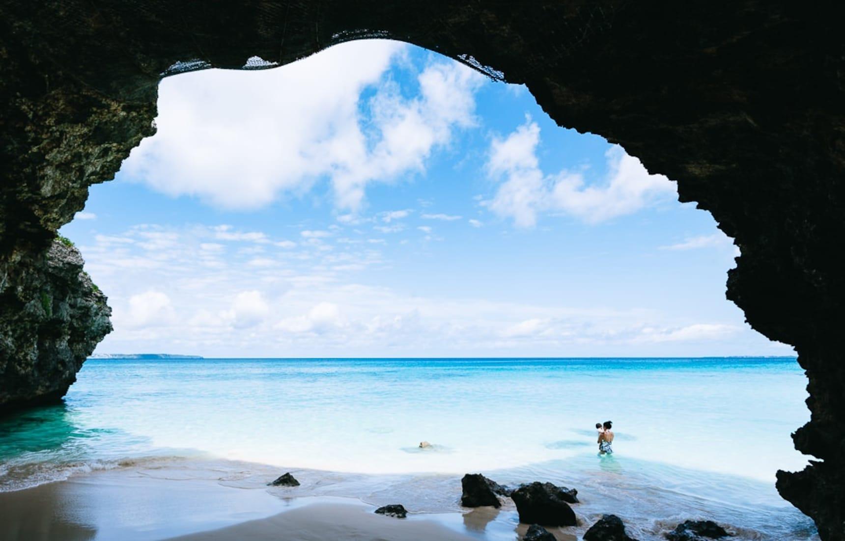 라이터가 선정한 아름다운 바닷가 1 편