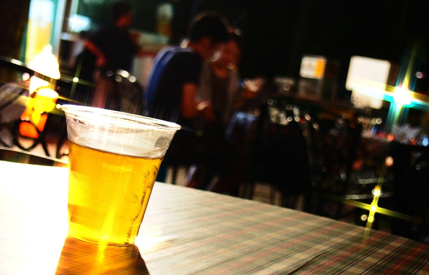 【東京美食】盛夏就是要來杯沁涼的啤酒!全席禁菸的露天啤酒花園6選