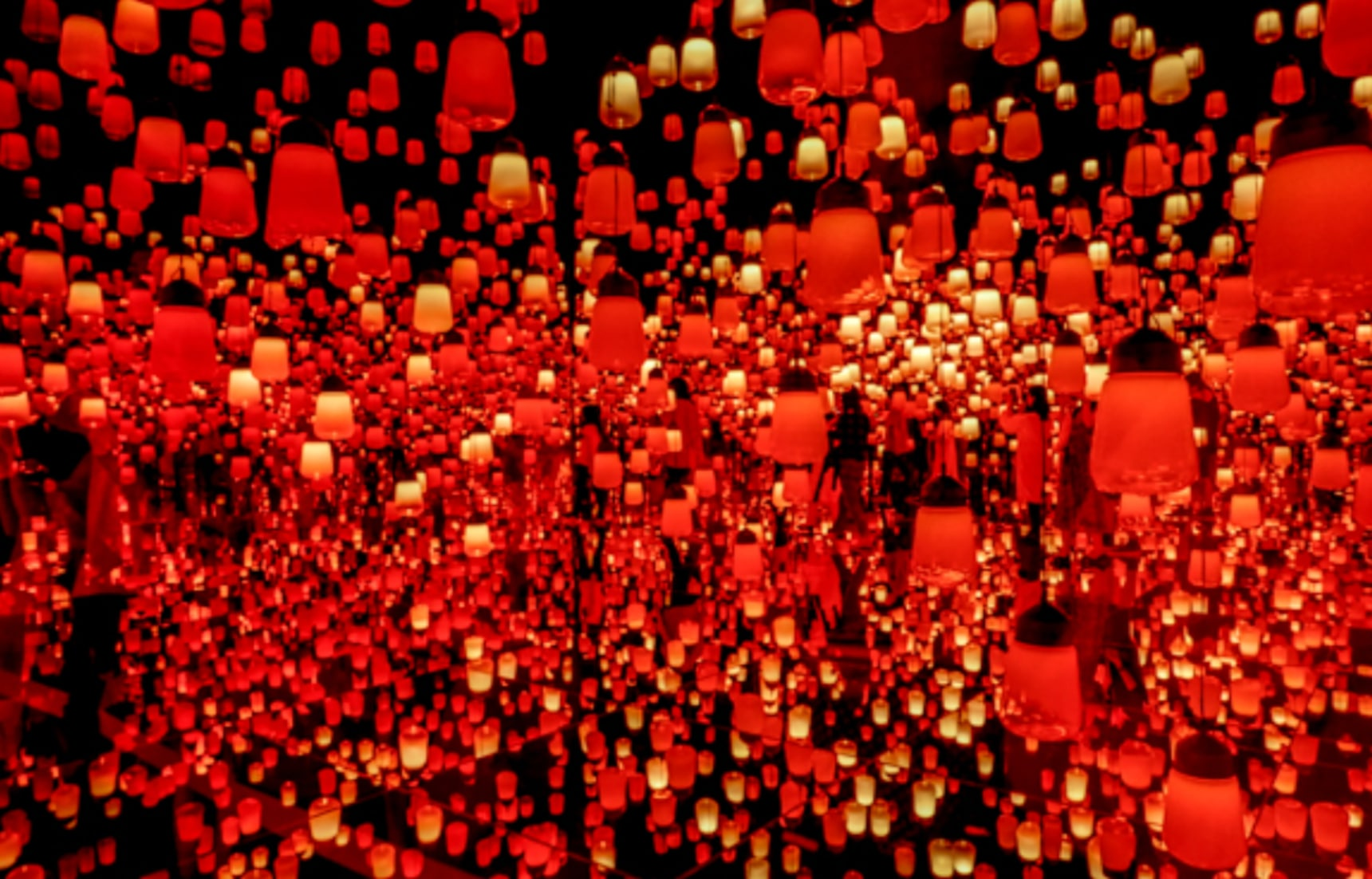 A Guide to TeamLab's Interactive Light Museum
