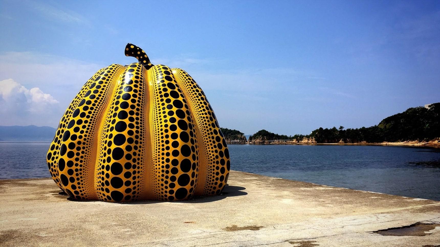 """세계가 주목하는 예술의 섬 """"나오시마"""""""