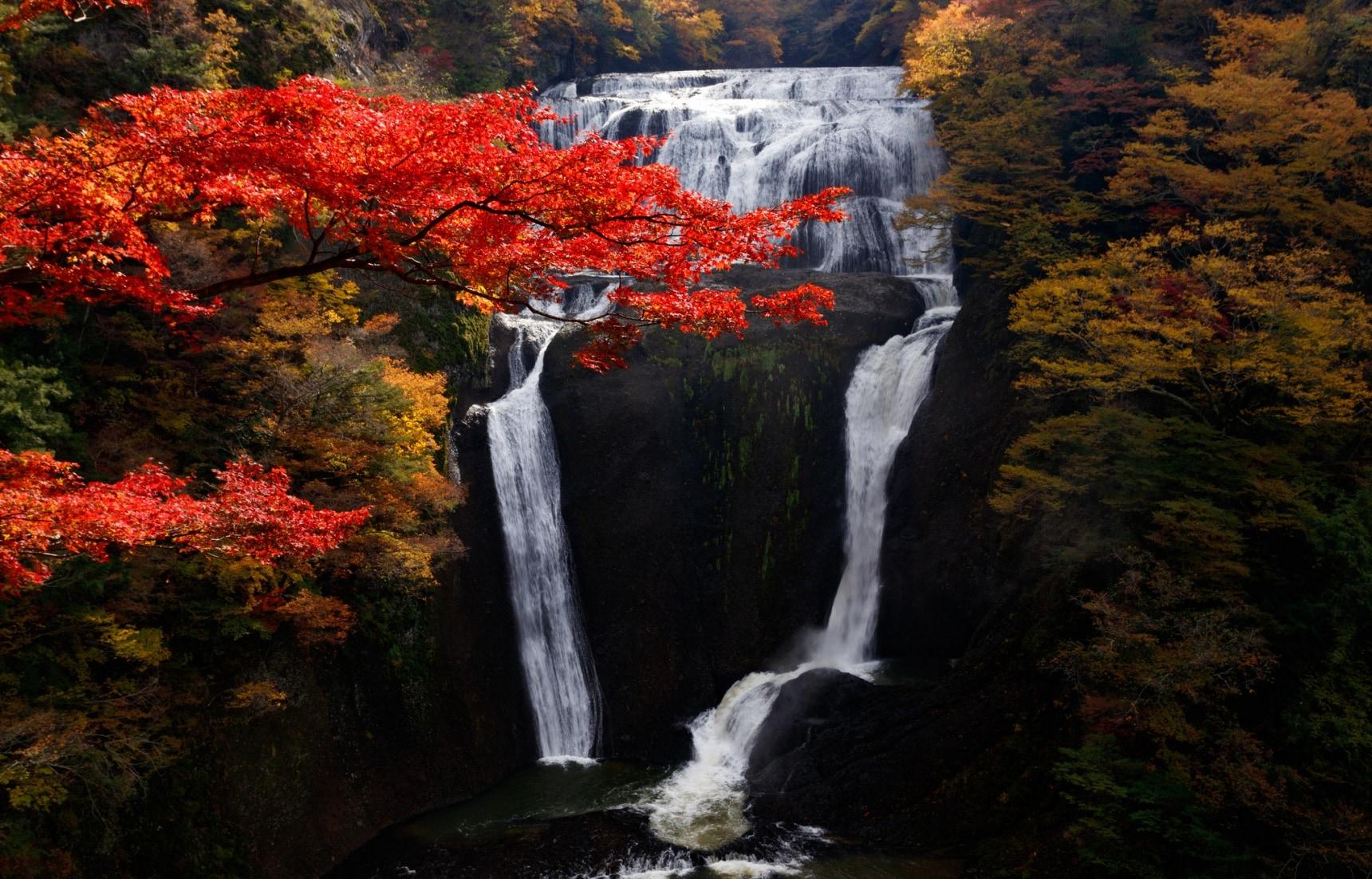 5 น้ำตกสุดสวยในประเทศญี่ปุ่น