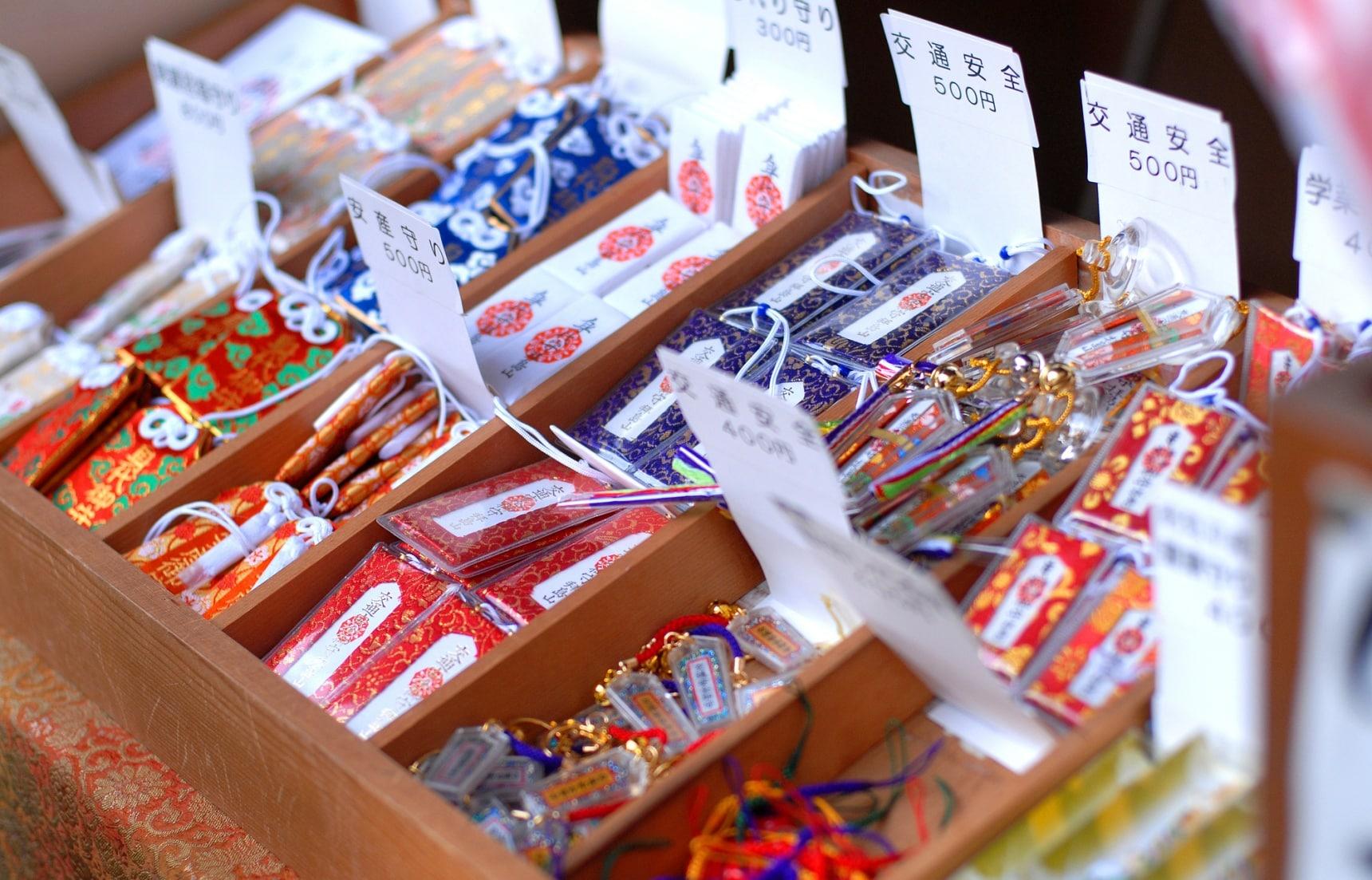 【京都自由行】到京都神社寺廟朝聖巡禮 別忘了邂逅這些小巧可愛的御守