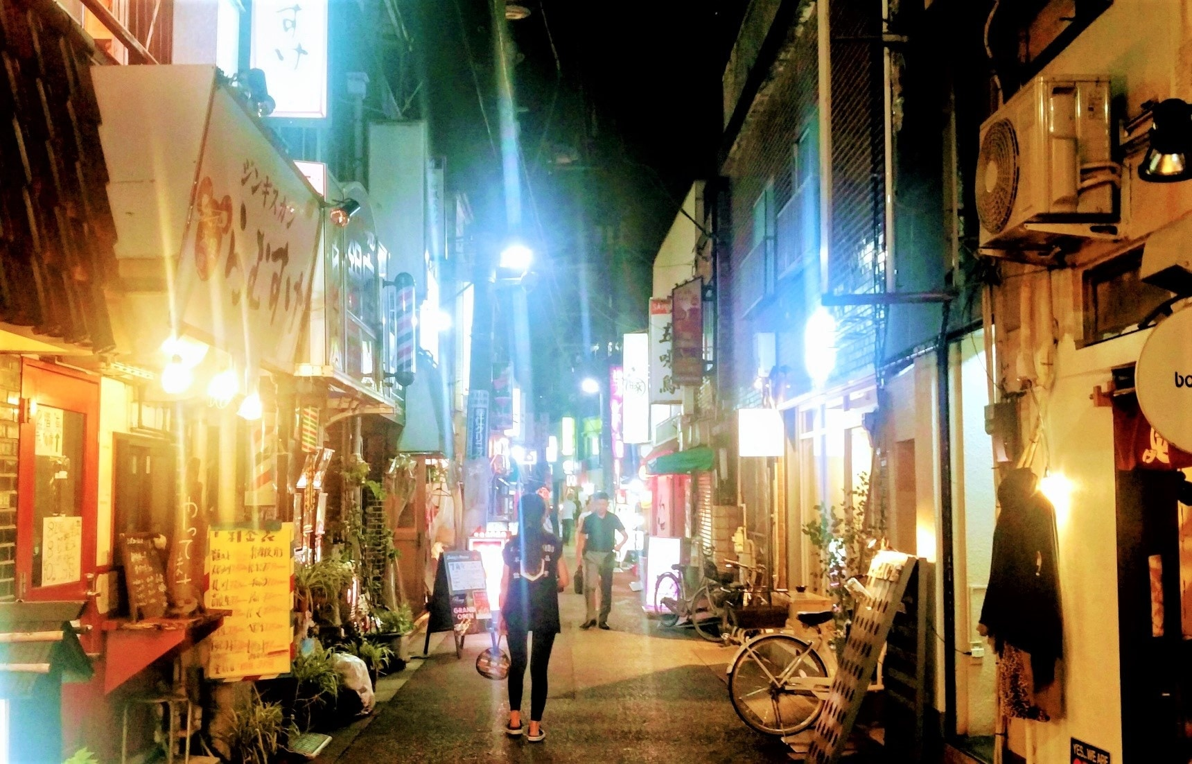 5 Totally Awesome Tokyo Alleyways
