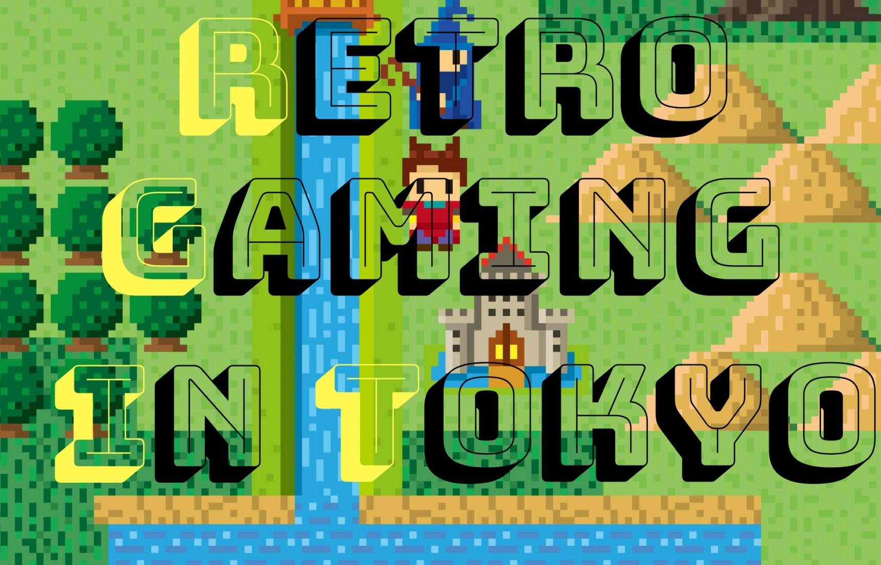 Retro Gaming Havens in Tokyo
