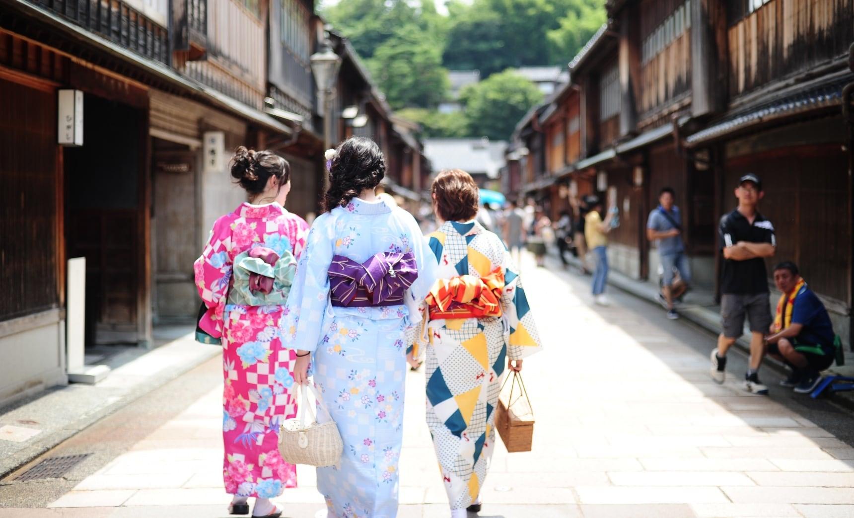 6 ที่เที่ยวสไตล์ย้อนยุคในญี่ปุ่น