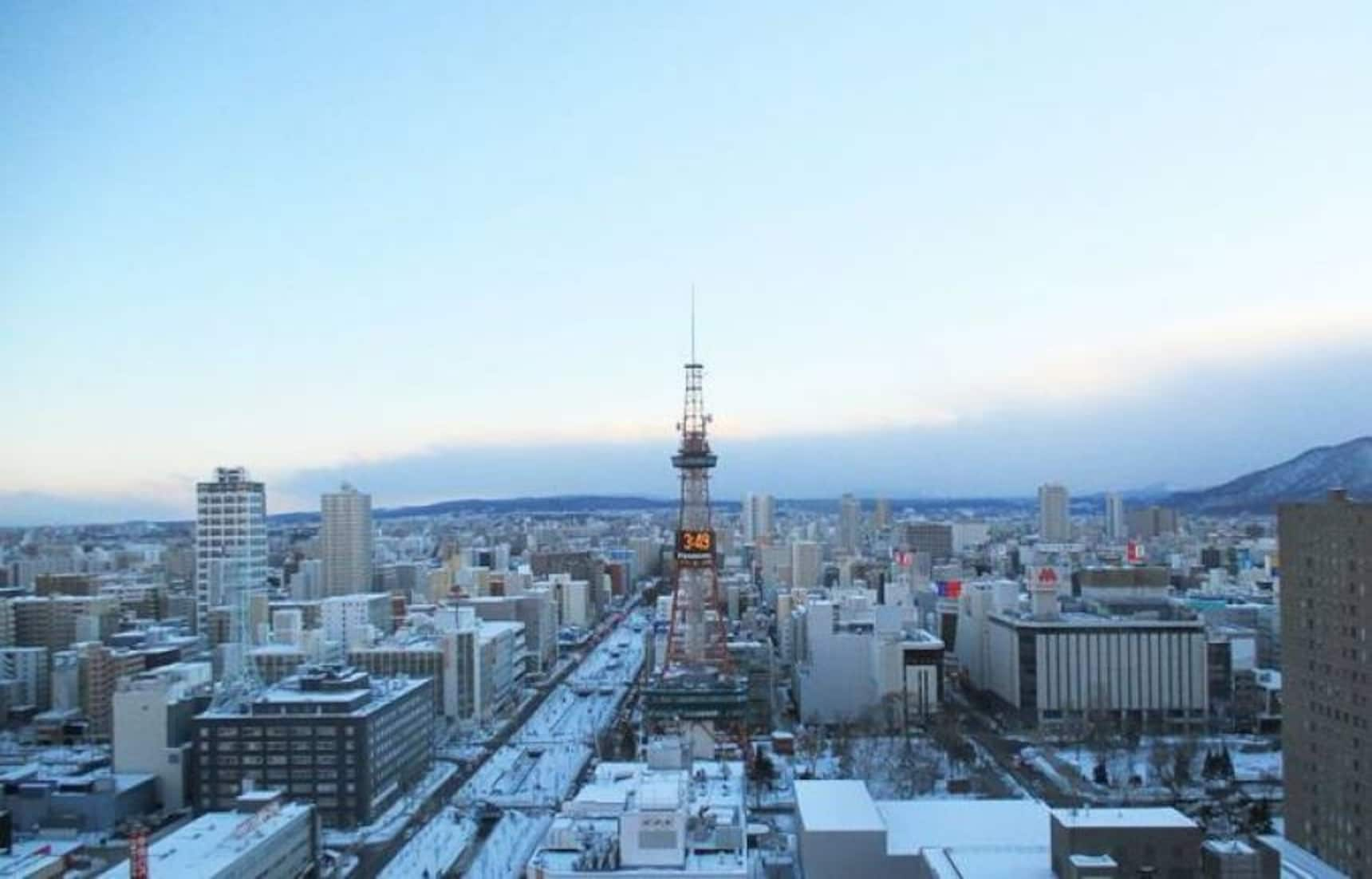 Budget Hotels & Hostels in Sapporo