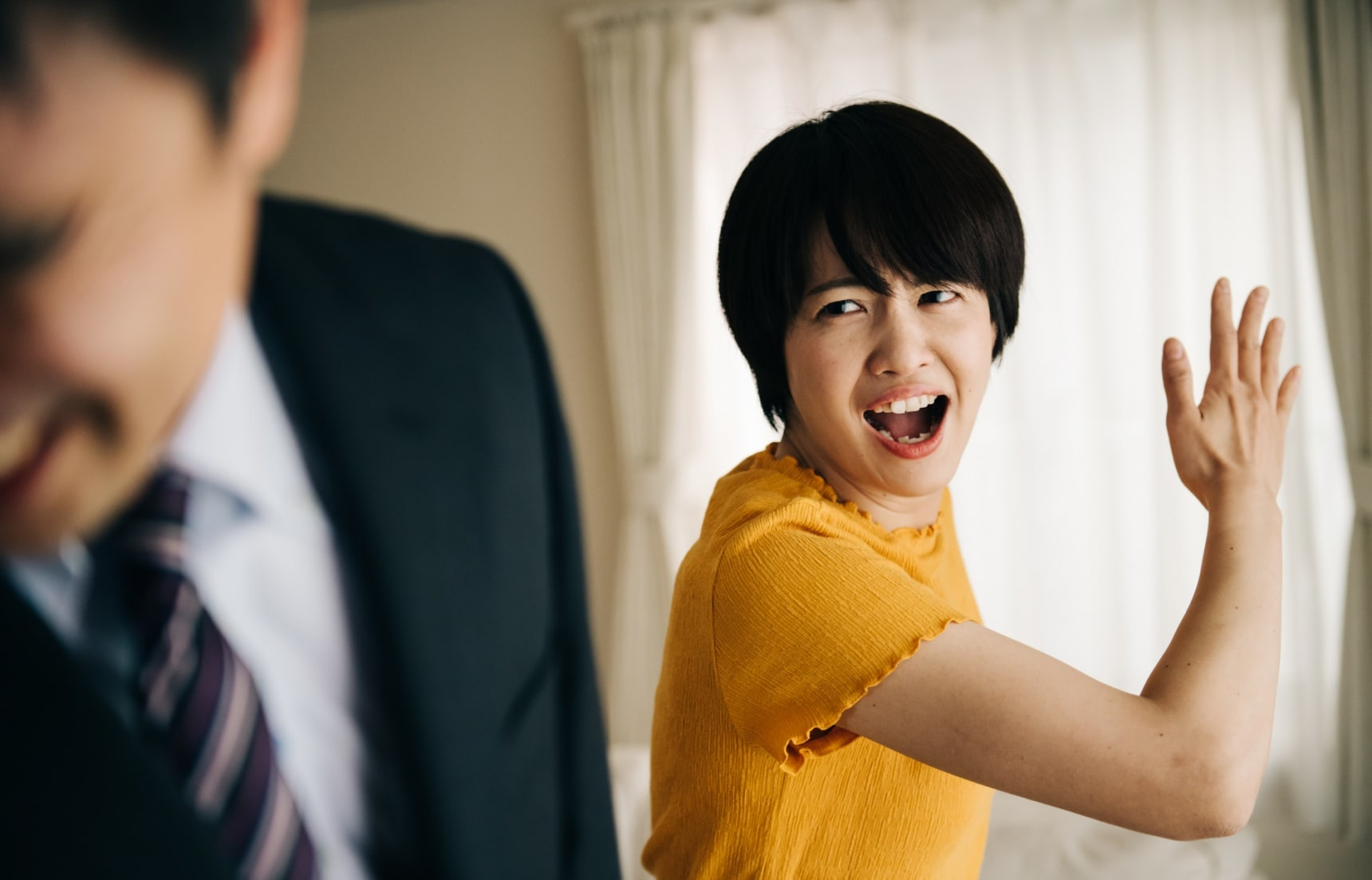 วิธีรับมือปัญหานอกใจสไตล์เมียญี่ปุ่น2018