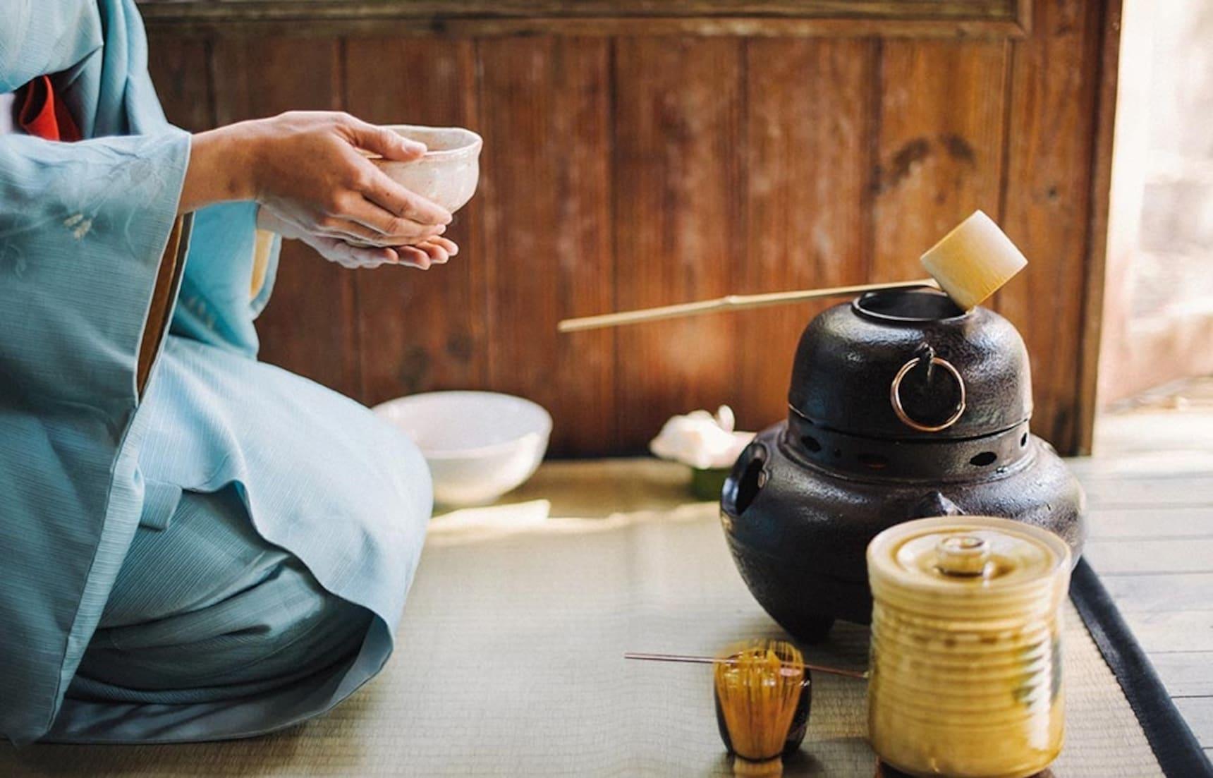 다도: 일본인의 정신 세계를 담다