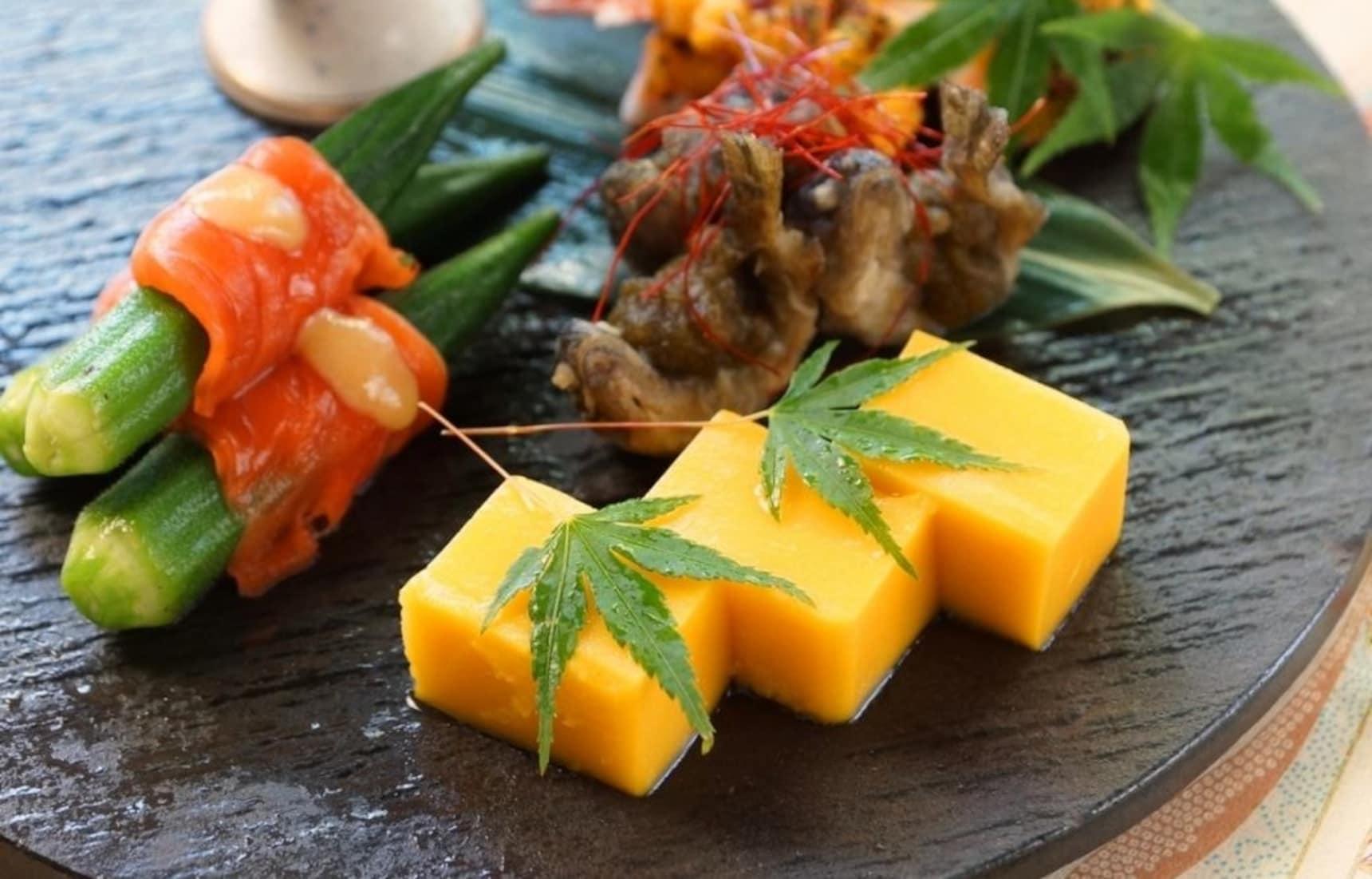 일본인의 장수 비결이 담긴 건강한 음식 1부