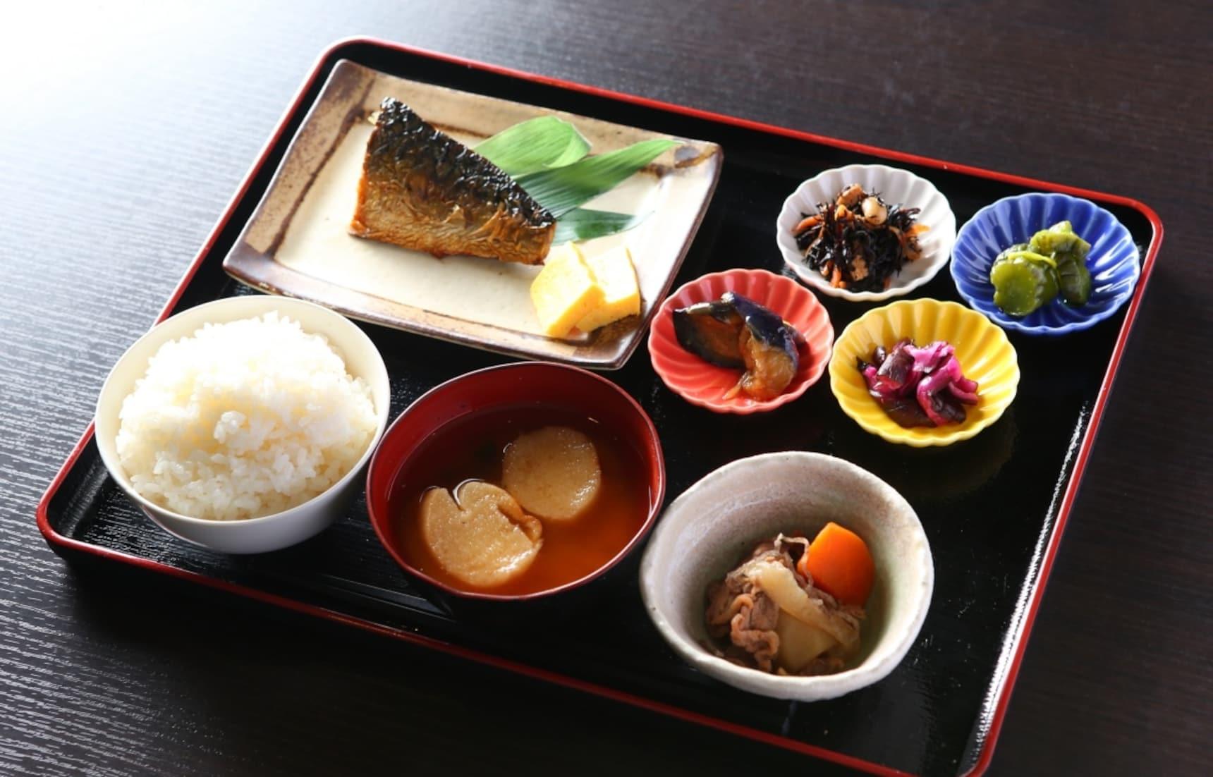 일본인의 장수 비결이 담긴 건강한 음식 2부