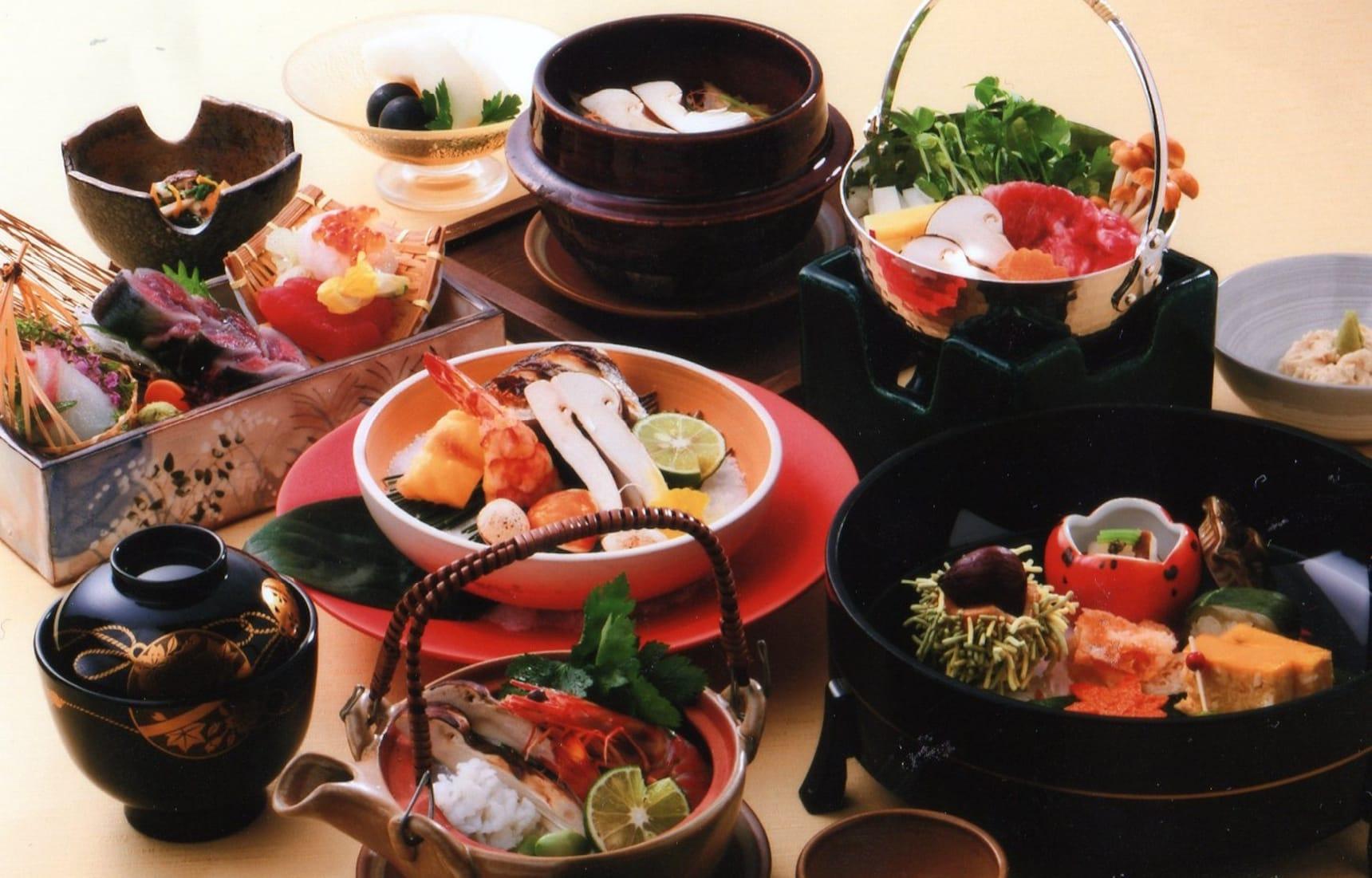 럭셔리 타운 롯폰기에서 즐기는 최고급 일식
