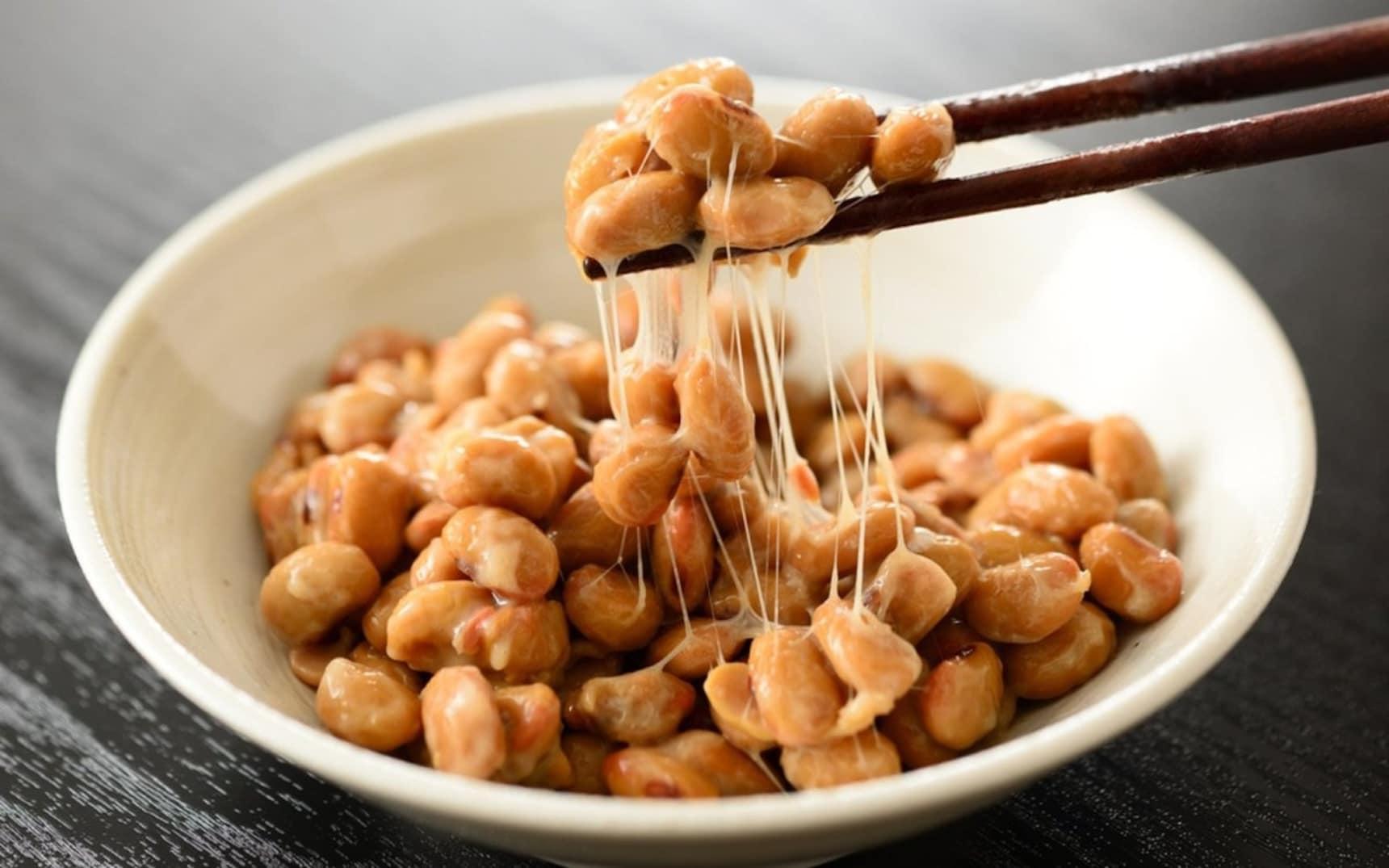 일본식 생 청국장 낫또 레시피 소개