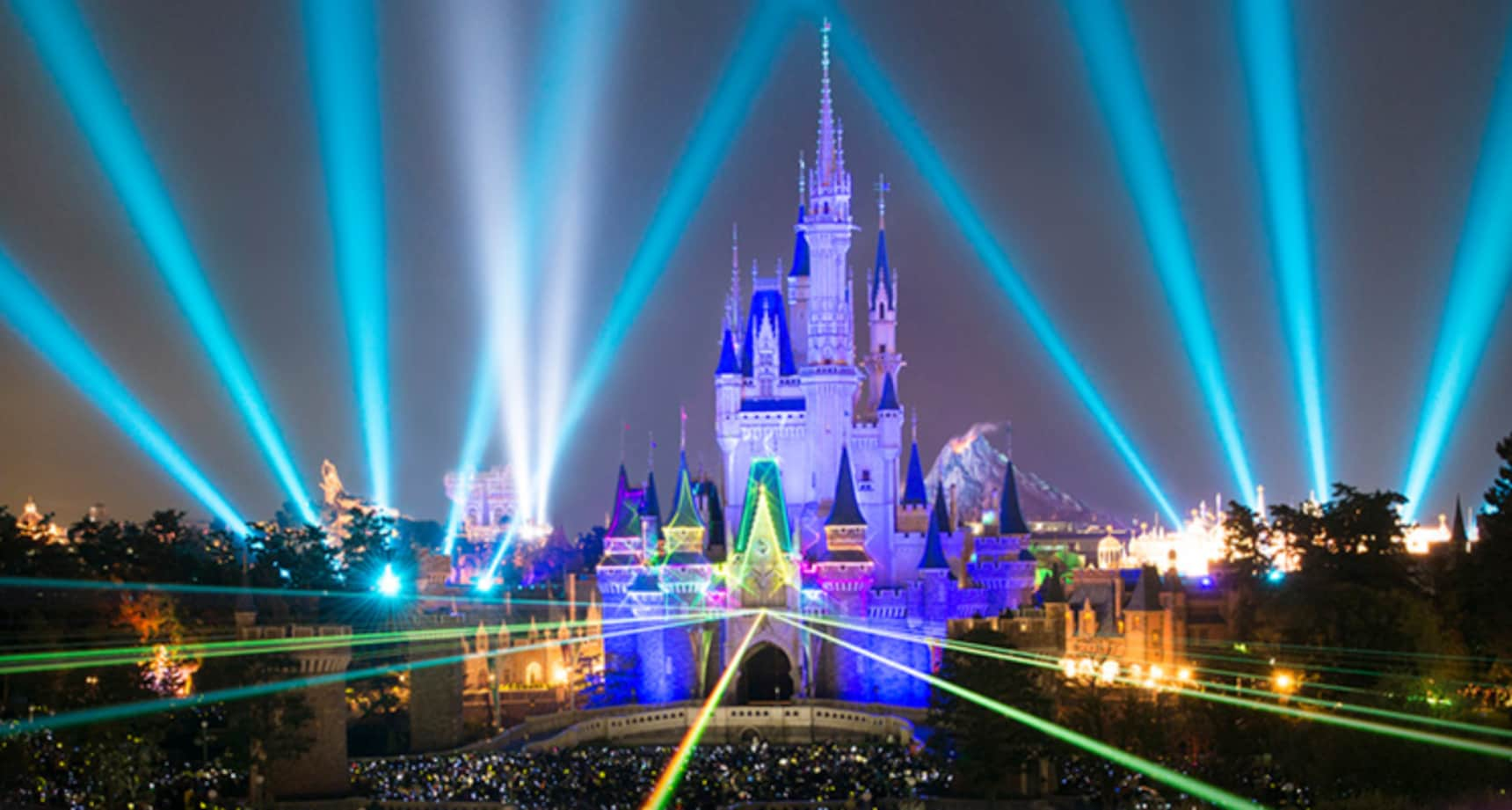 Ring in the New Year at Tokyo Disneyland!