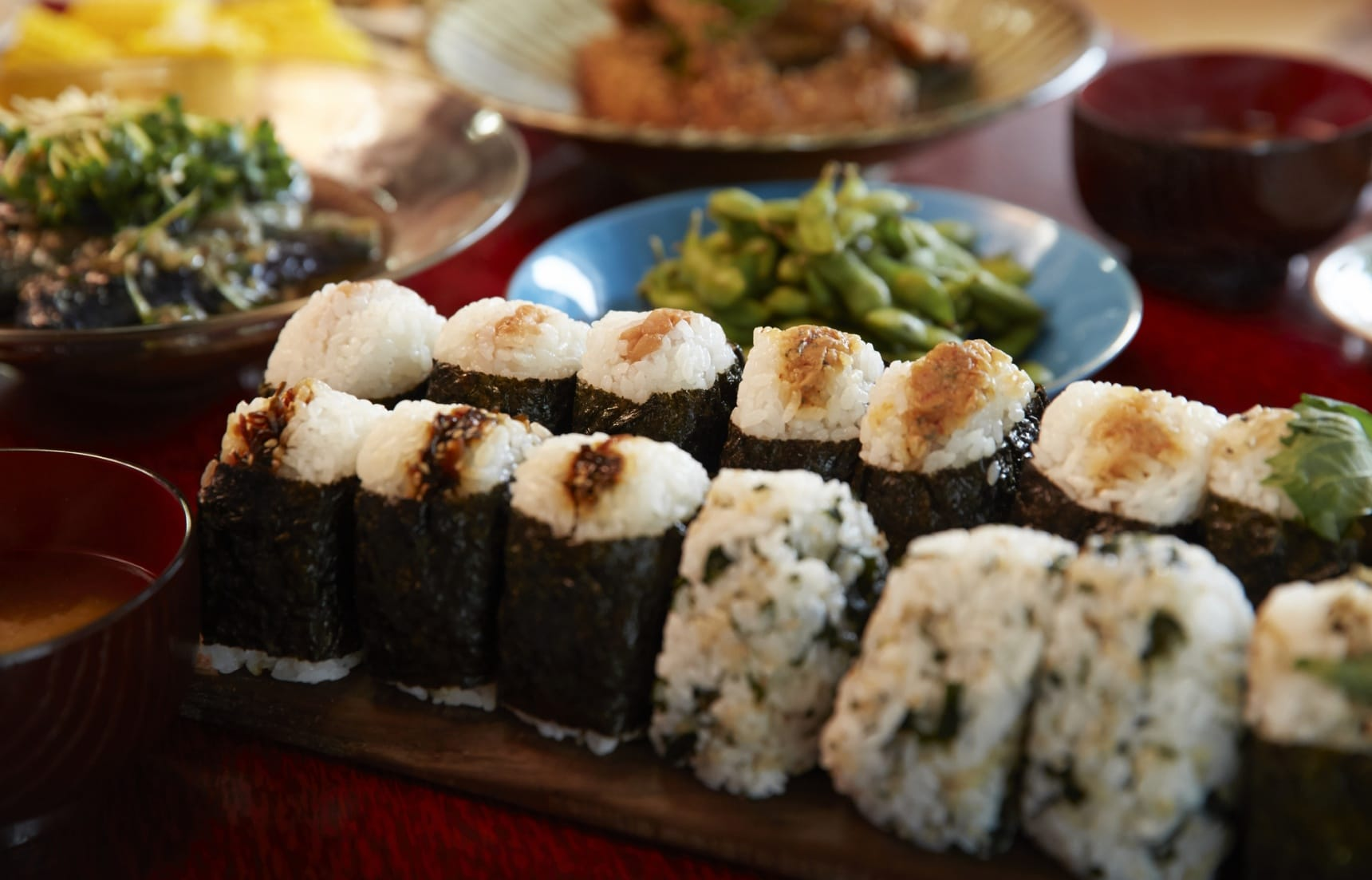 【東京美食】還在吃便利商店的御飯糰?你該試試保有日本傳統好味道的手作飯糰
