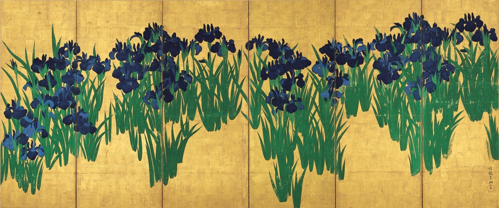 타고난 예술가, 오가타 고린