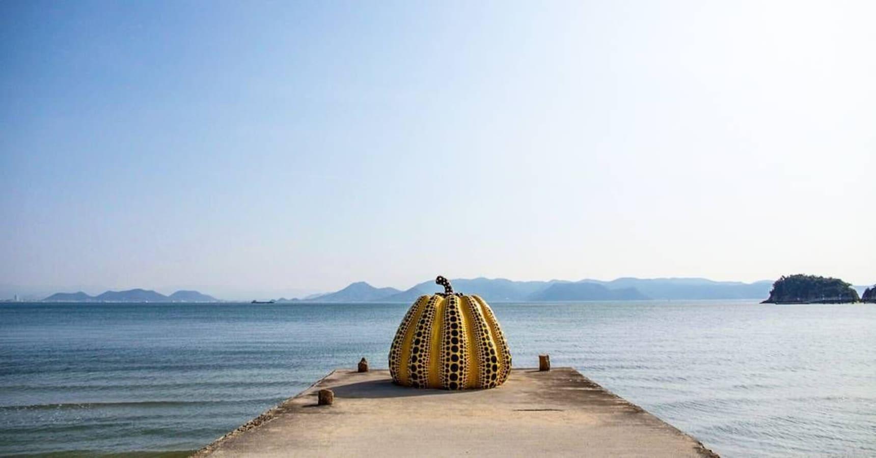 예술과 낭만이 흐르는 섬, 나오시마