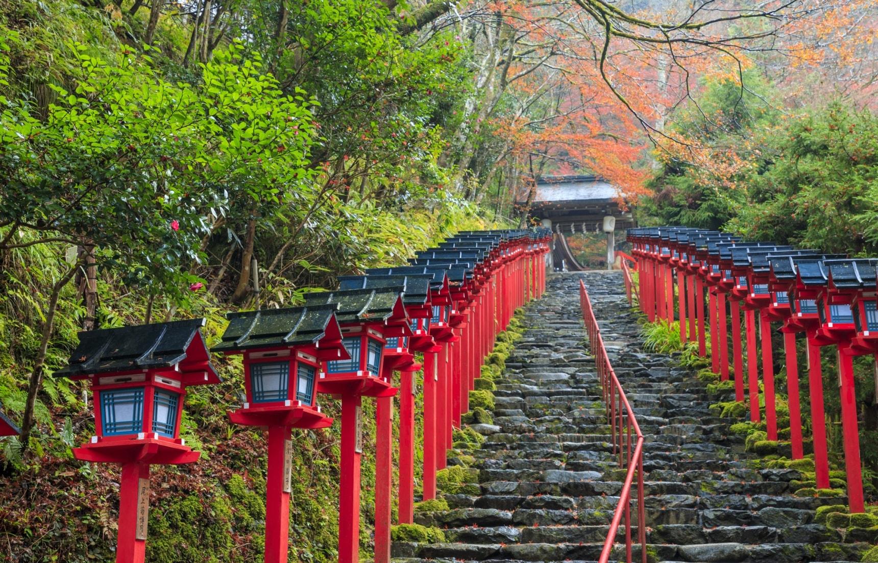 5 ย่านท่องเที่ยวที่น่าสนใจรอบนอกเกียวโต