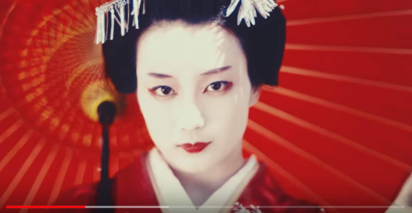 An Electronic Pop Homage to Kyoto