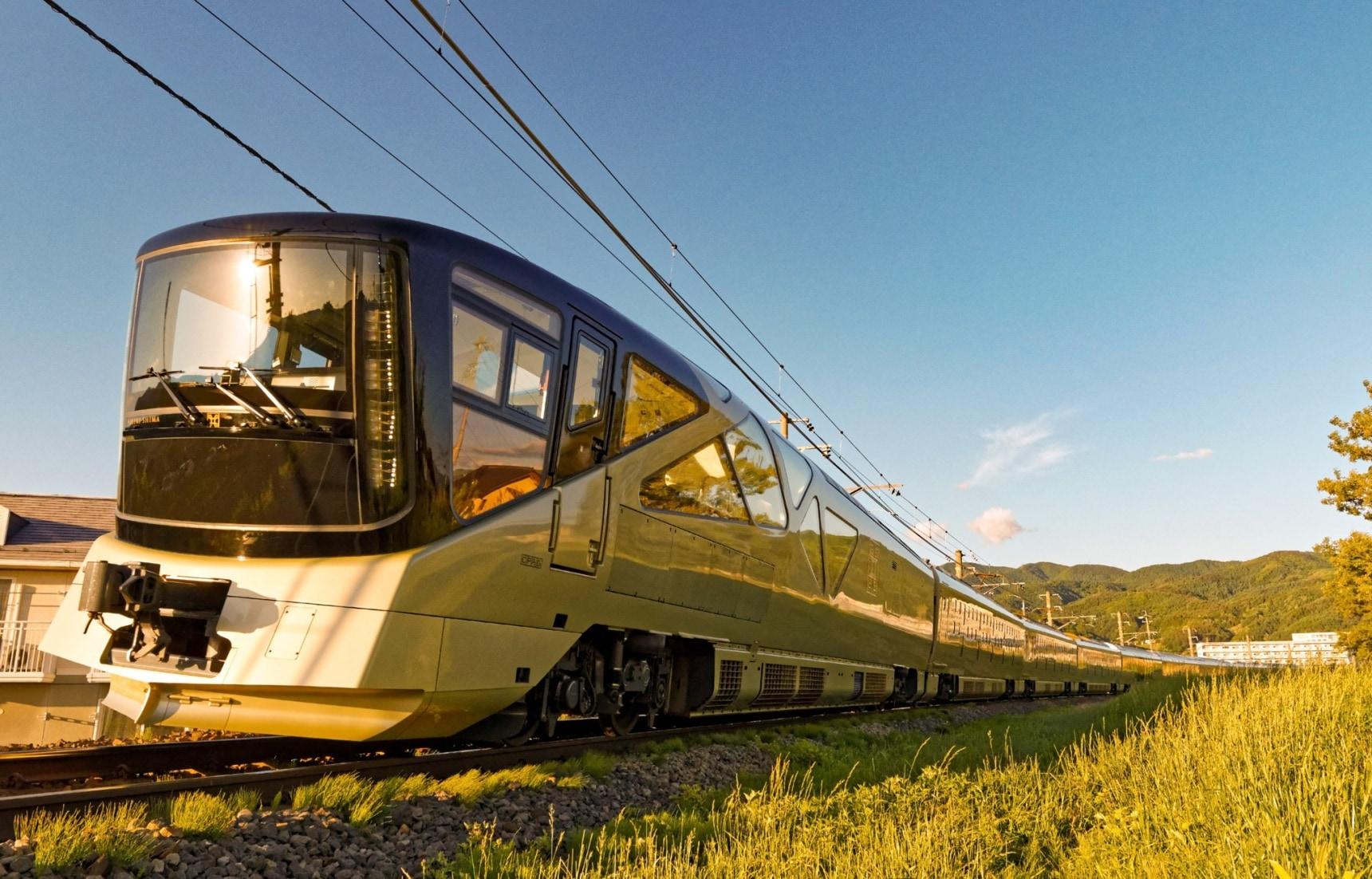 5 ขบวนรถไฟสุดหรูของประเทศญี่ปุ่น
