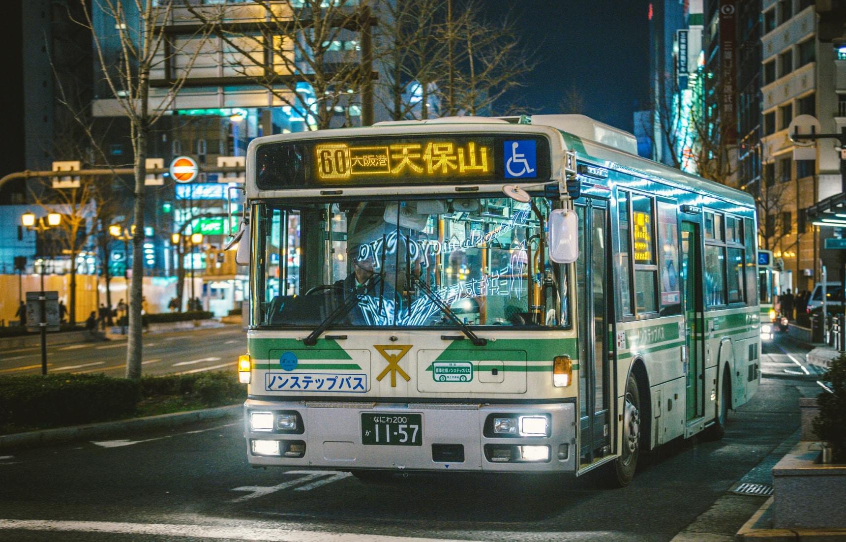 รถบัสใน 5 เมืองใหญ่ที่ใช้ JR Pass ขึ้นได้ฟรีๆ