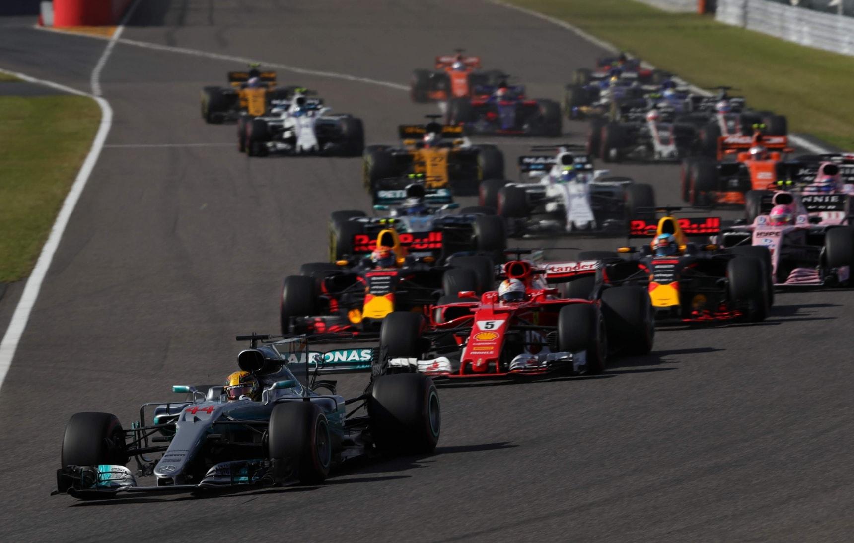 Formula 1 & Sightseeing Fun in Western Japan