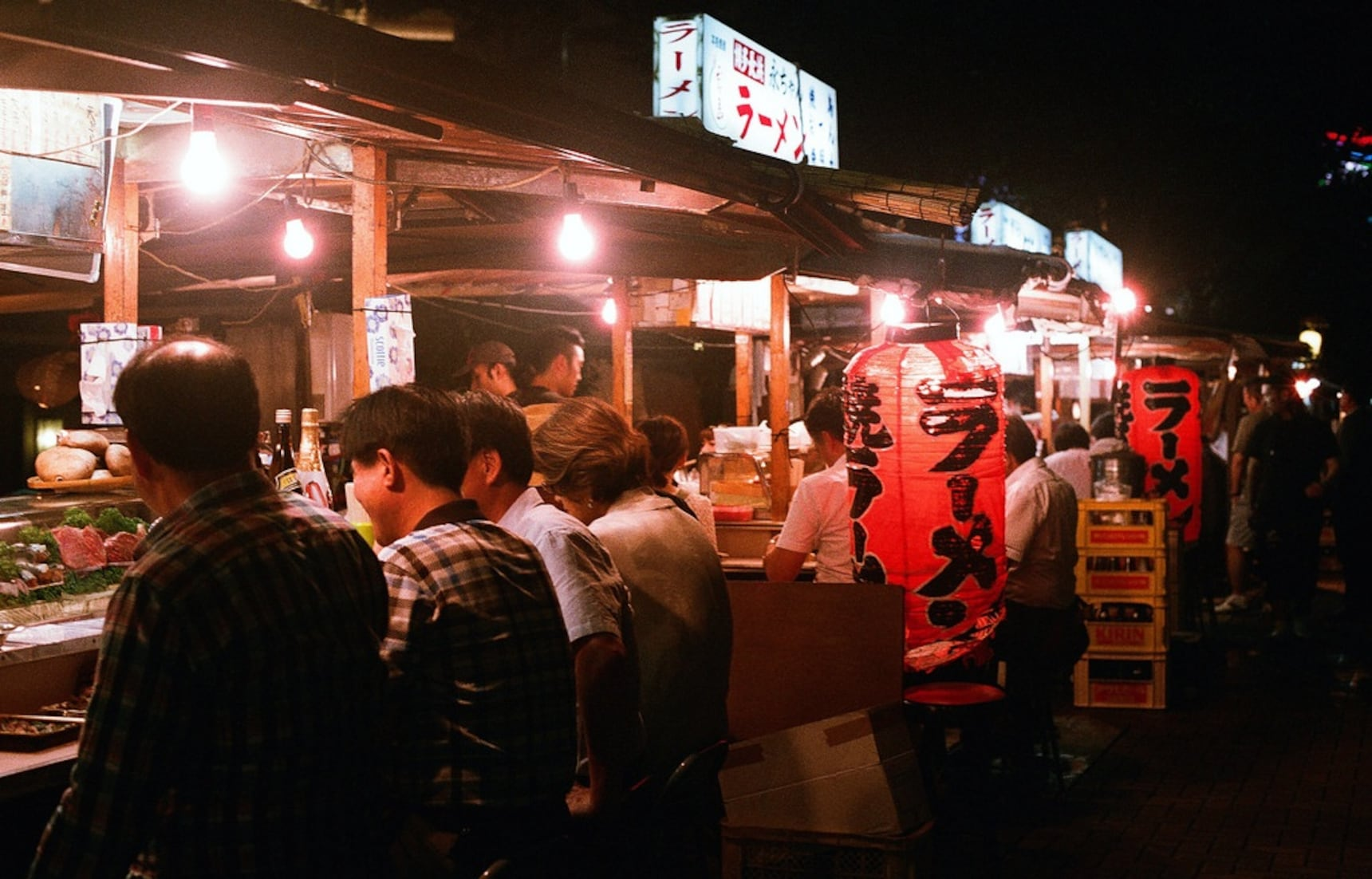 ชวนเที่ยวชิม 5 ย่านสตรีทฟู้ดของญี่ปุ่น