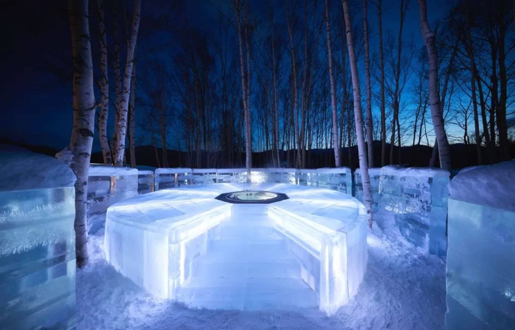 Chill Out in an Ice Hotel in Hokkaido