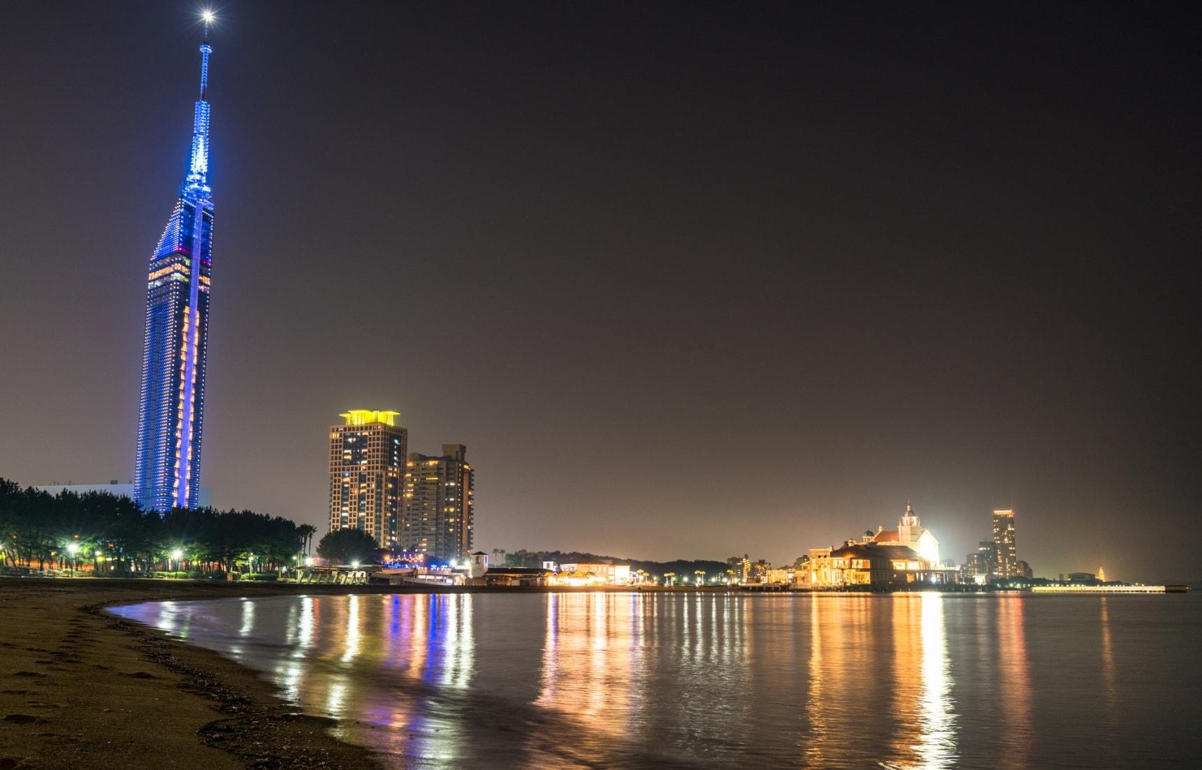 ชมวิวเมืองหลวงแห่งภาคใต้ ฟุกุโอกะทาวเวอร์