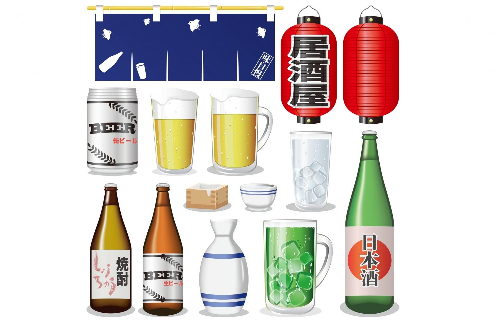 คนญี่ปุ่นดื่มอะไรกัน รู้จักเหล้ายอดนิยม10ชนิด