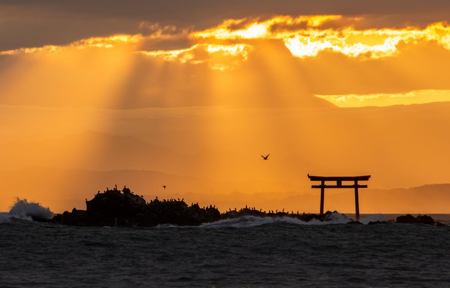 Best Beach Views Near Tokyo