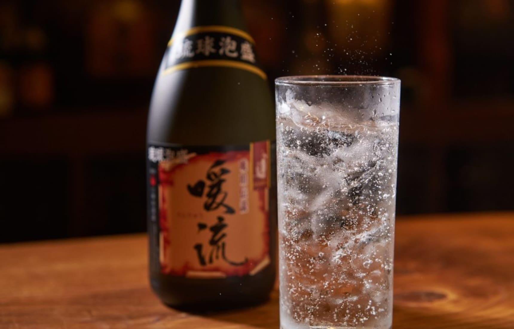 오키나와의 전통 증류주 아와모리 2부