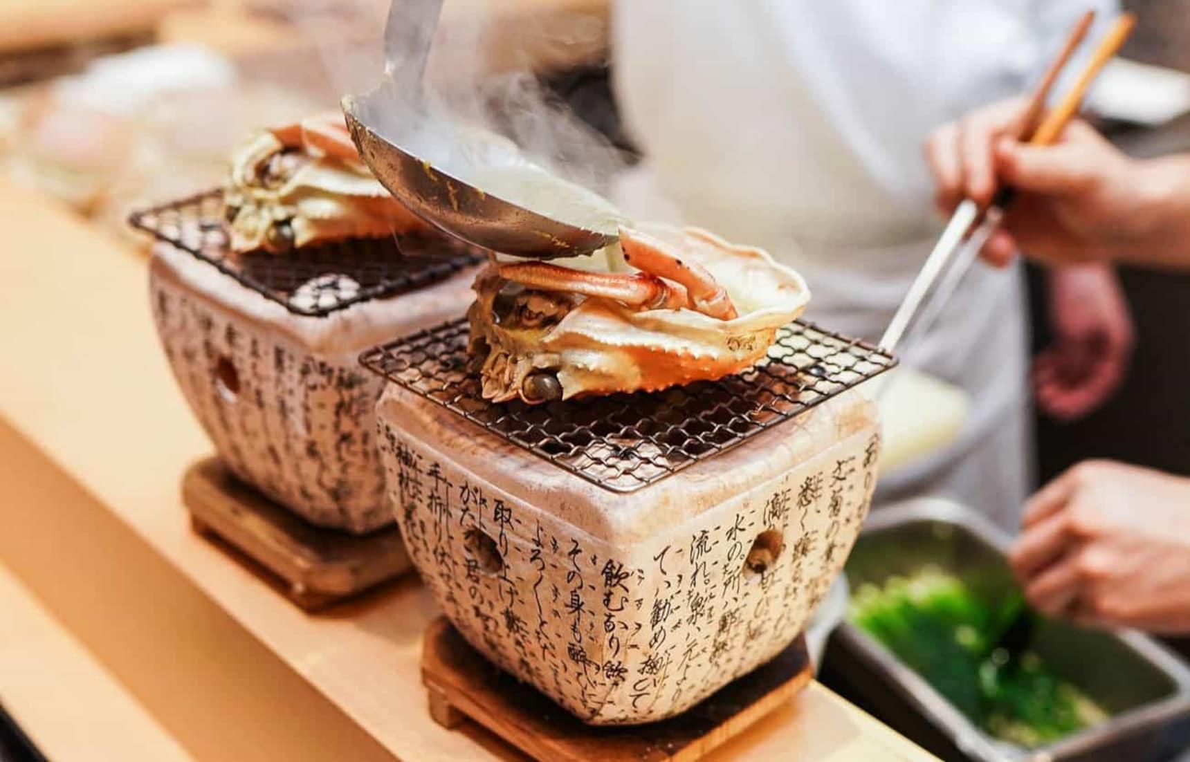 도쿄: 오늘은 뭐 먹을까?
