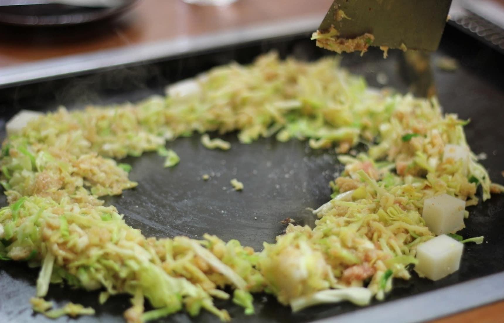 츠키시마에서만 즐길 수 있는 간토의 맛