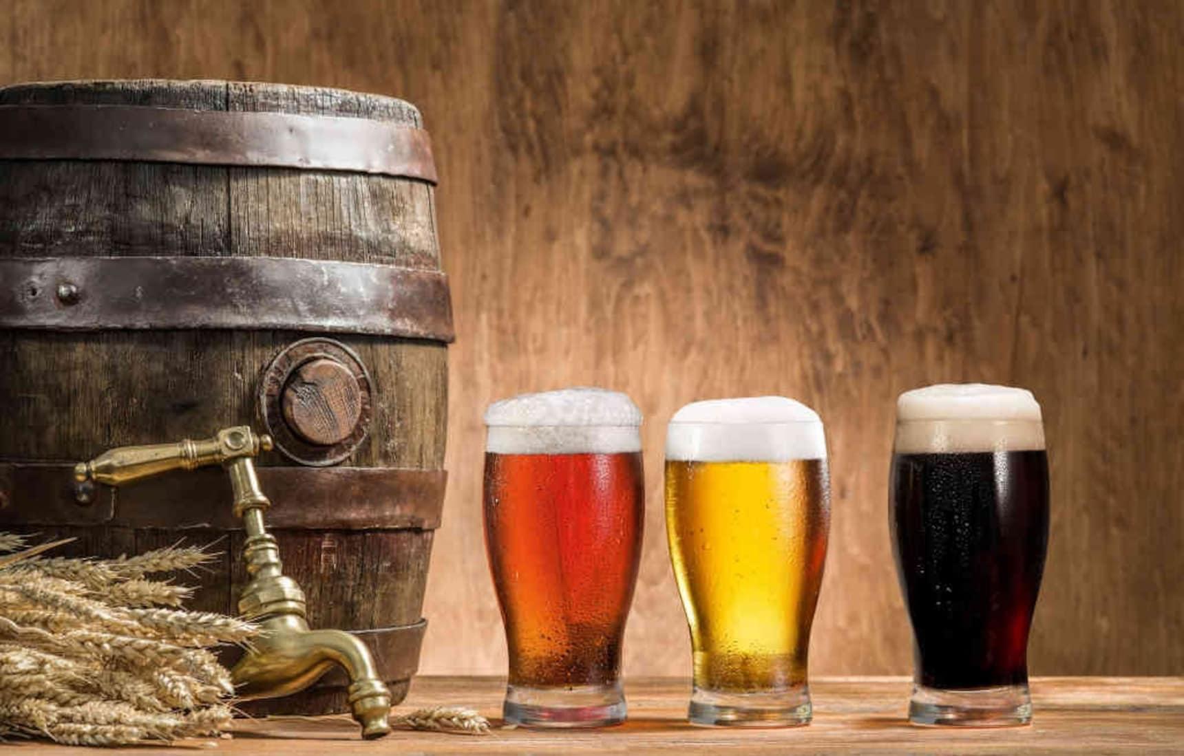 이색적인 일본의 지역 맥주 1부