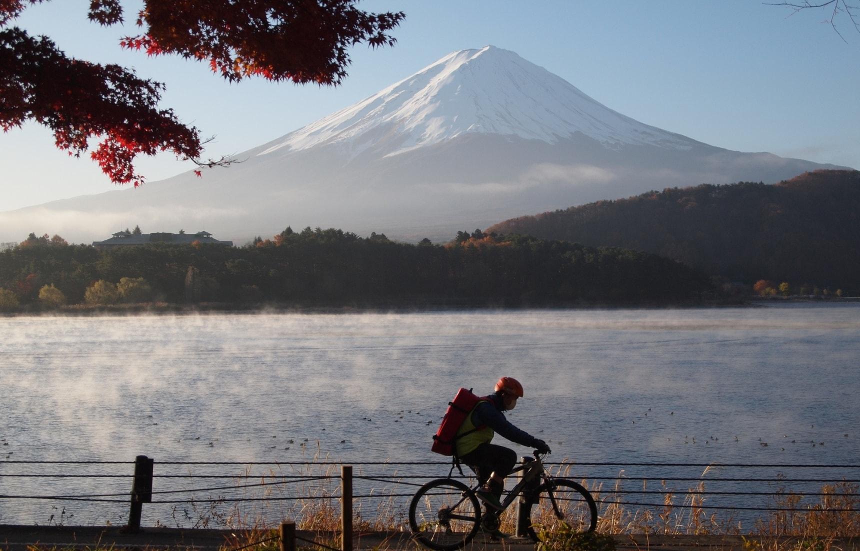 แนะนำ 5 เส้นทางปั่นจักรยานในญี่ปุ่น