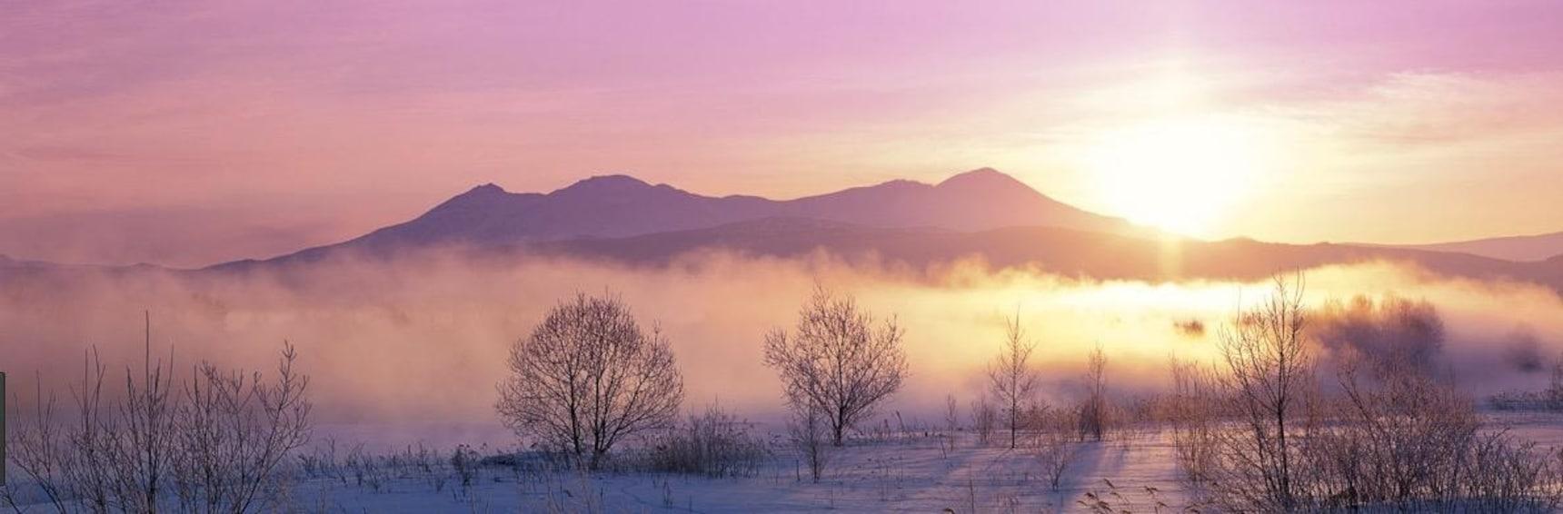 설경이 아름다운 겨울 여행지